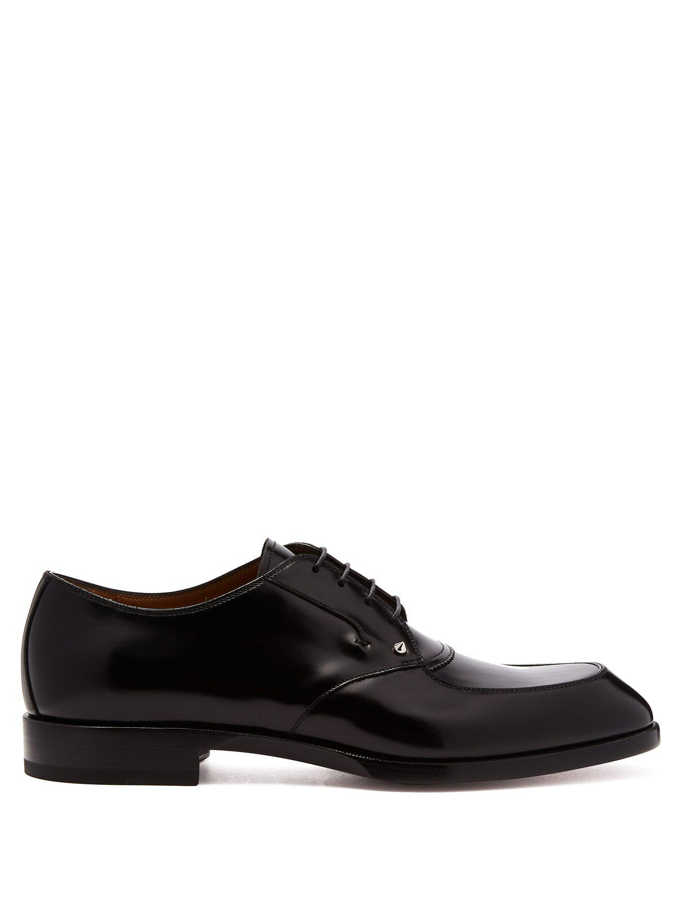 22ce5023364 Lyst - Christian Louboutin Thomas Iii Leather Oxford Shoes in Black ...