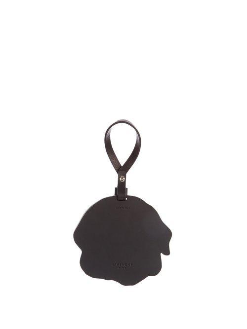 4320ce795 Givenchy Rottweiler Leather Bag Charm - Lyst