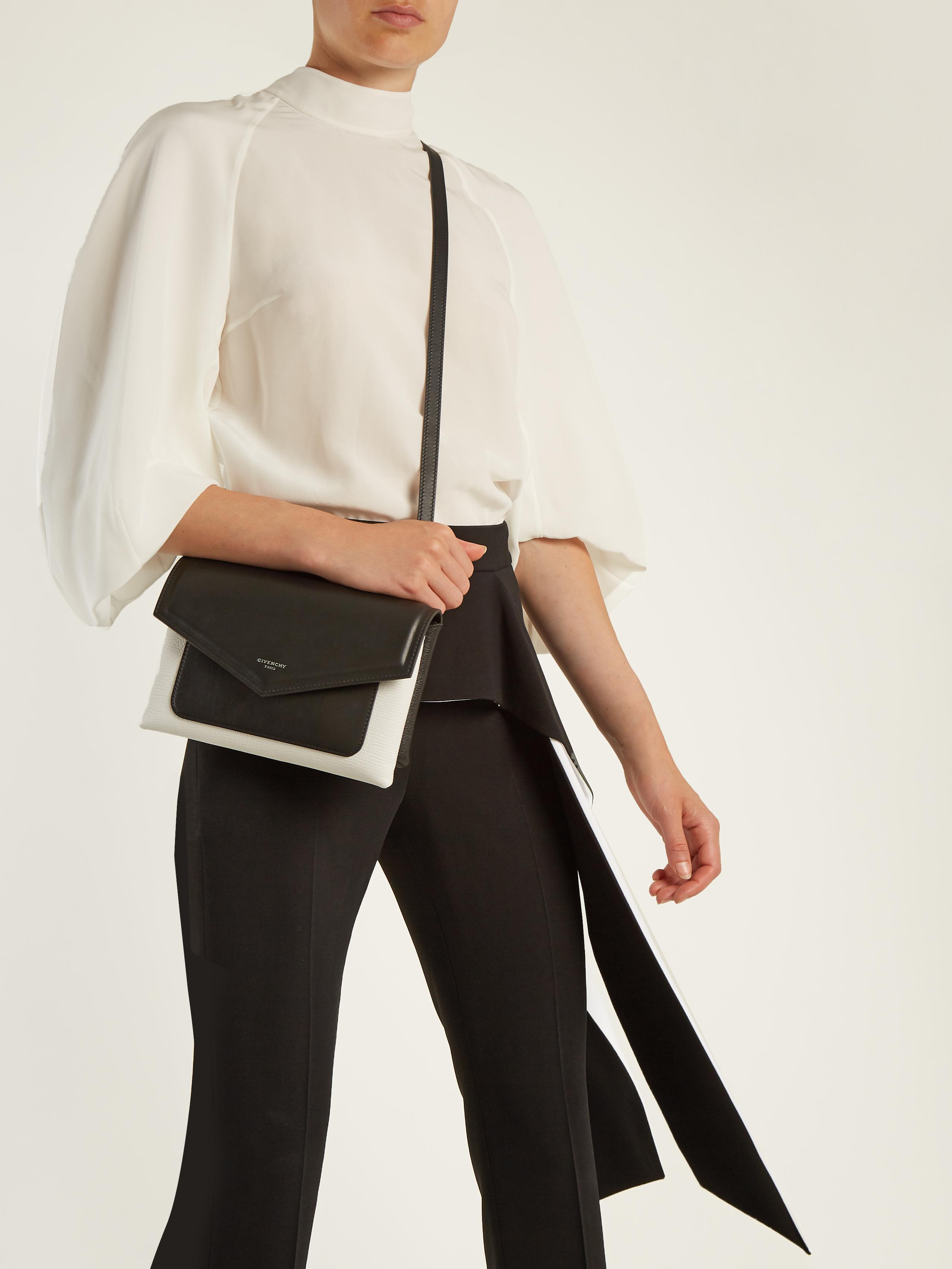 Duetto cross-body bag - Black Givenchy BsIH4XGtR
