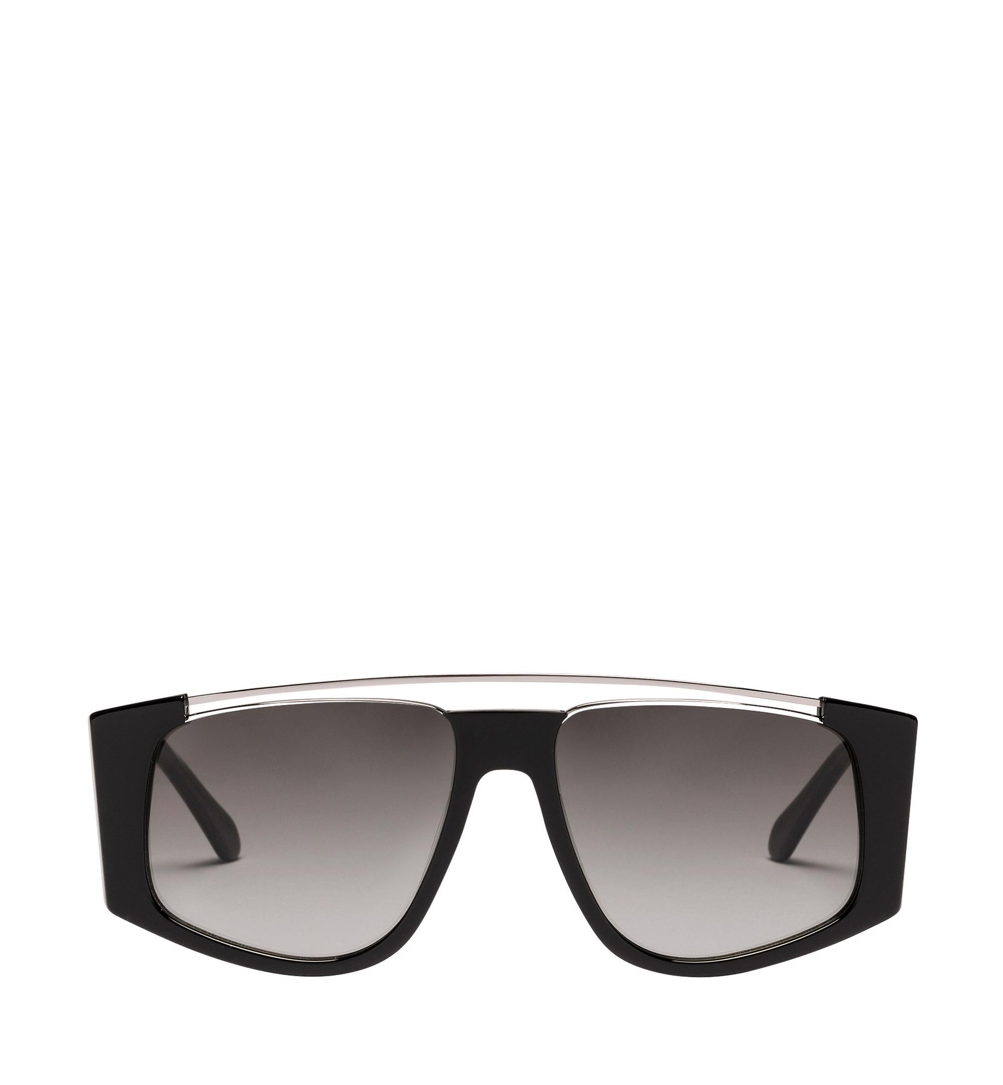3e312c9c037 MCM Square Logo Plaque Sunglasses in Black for Men - Lyst