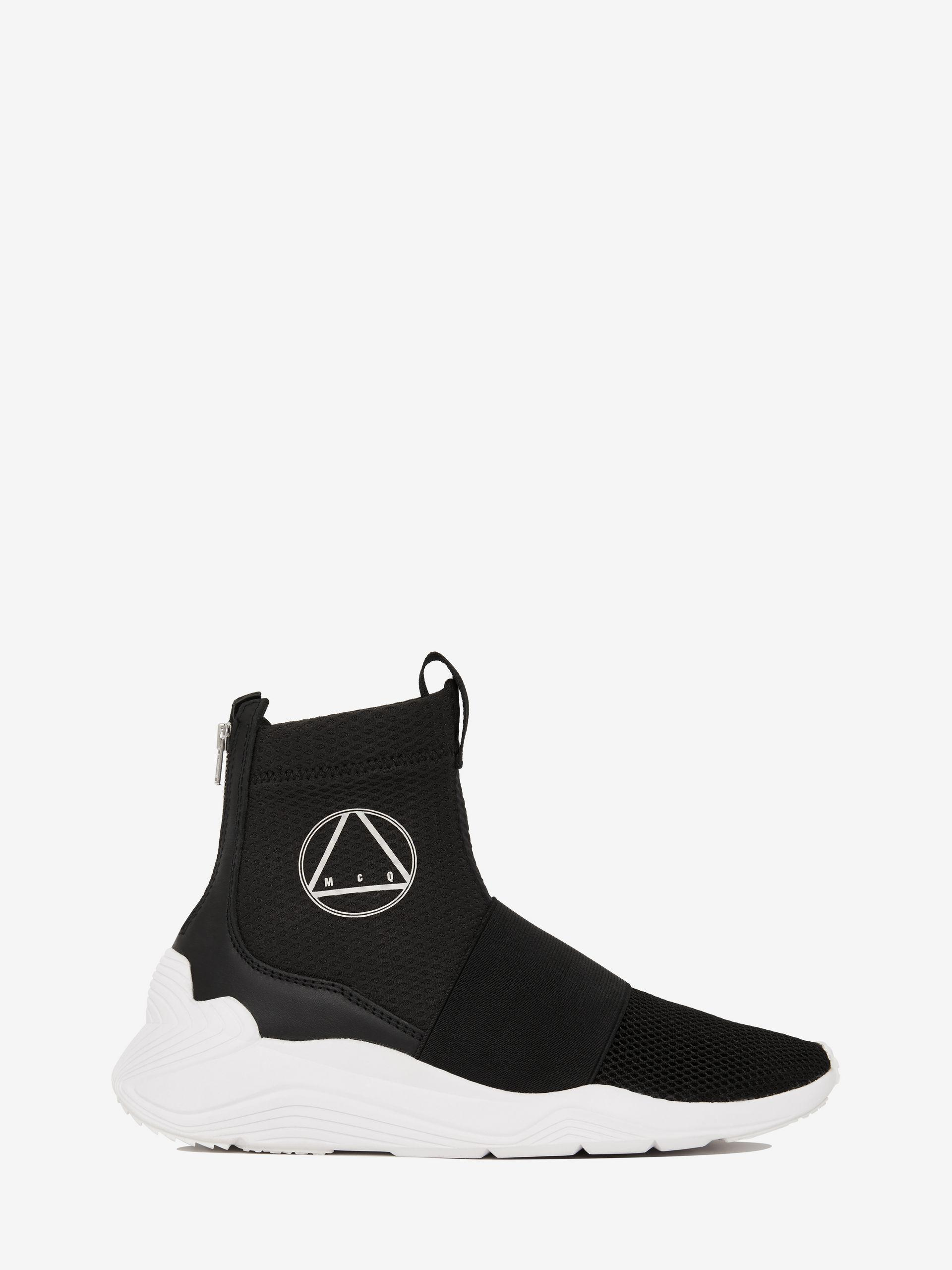 Alexander McQueen Mesh Sock Sneakers Cheap Sale Visa Payment AyO50g5