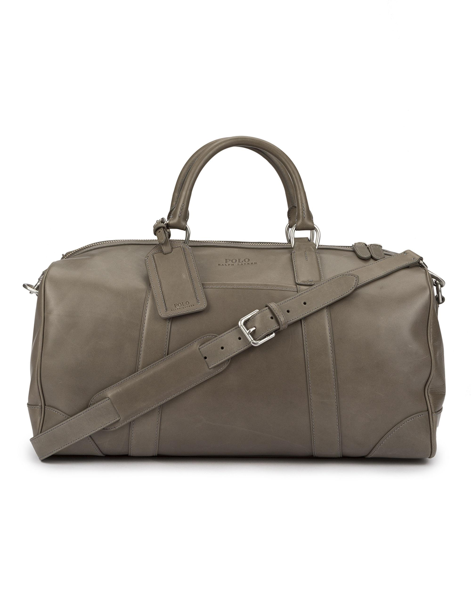 leather weekend bags for men - photo #26