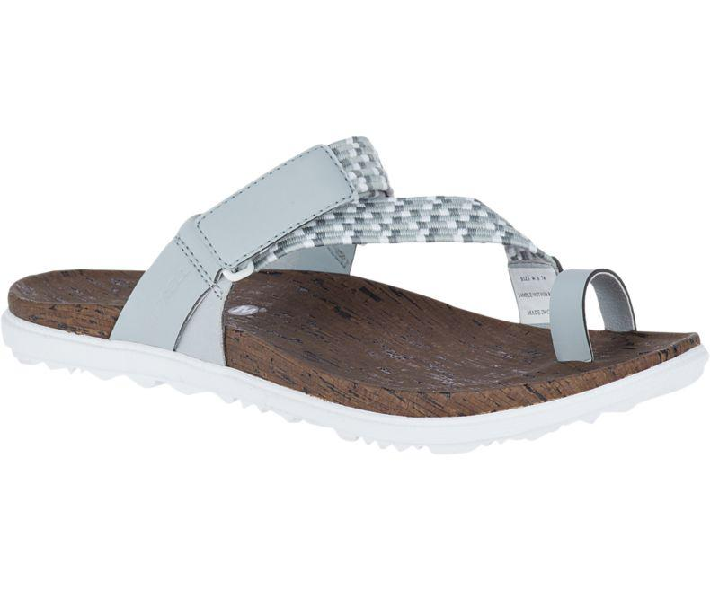Merrell Woven Sport Sandals - Around Town Sunvue Thong newest for sale CQxwiZS4N