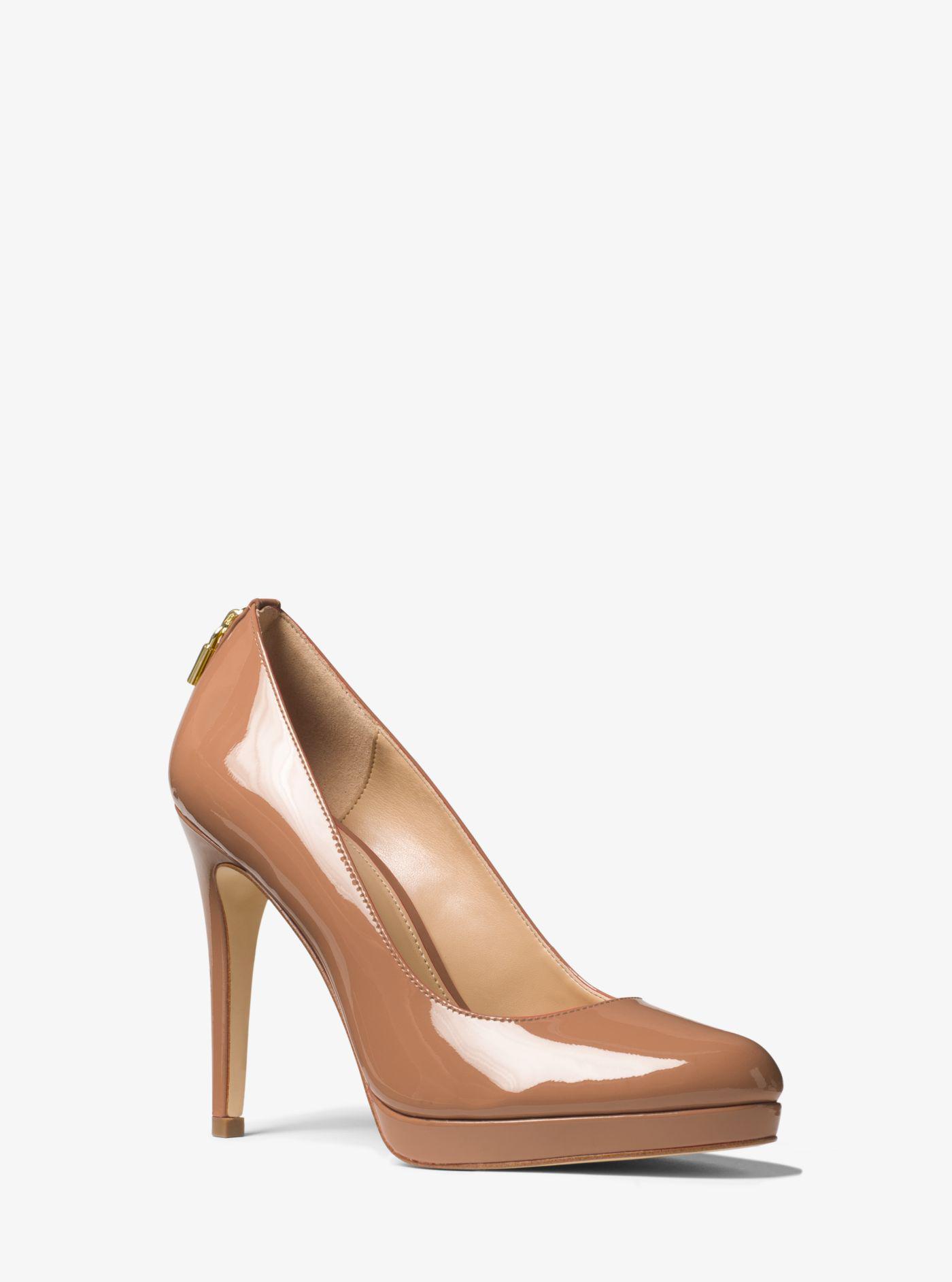 MICHAEL gxdOUTSv1b MELLIE FLEX - Classic heels - truffle/black xu5UC
