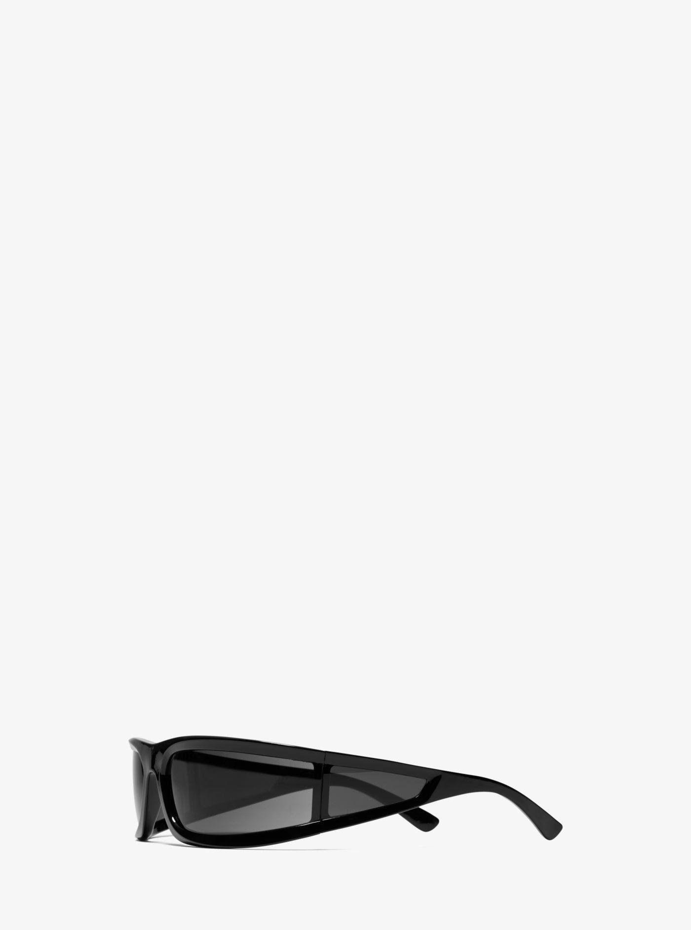 e87980c865ab Michael Kors - Black Nevis Sunglasses - Lyst. View fullscreen