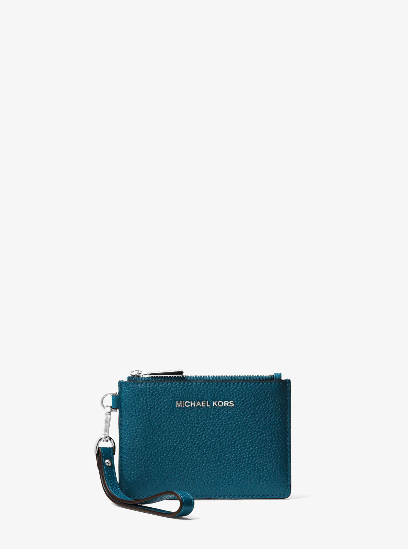 2c5a074c3022e Michael Kors - Multicolor Leather Coin Purse - Lyst. View fullscreen