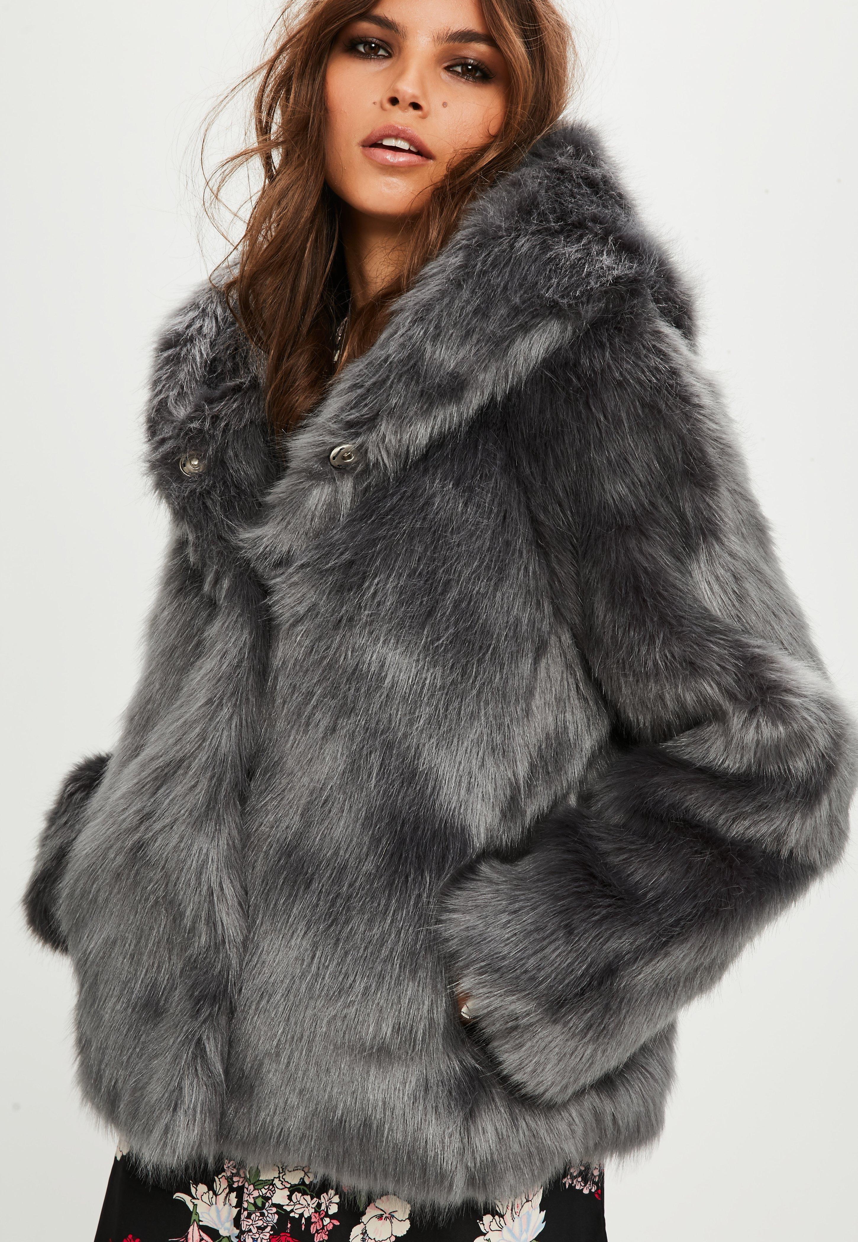 Rich in softness and exceptionally cozy, this ombre collection of faux fur gives you that warm and fuzzy feeling. The gorgeous gradient on each silky strand creates the look and feel of genuine fur. We can arrange for next day delivery to most destinations within the contiguous 48 states, for an.