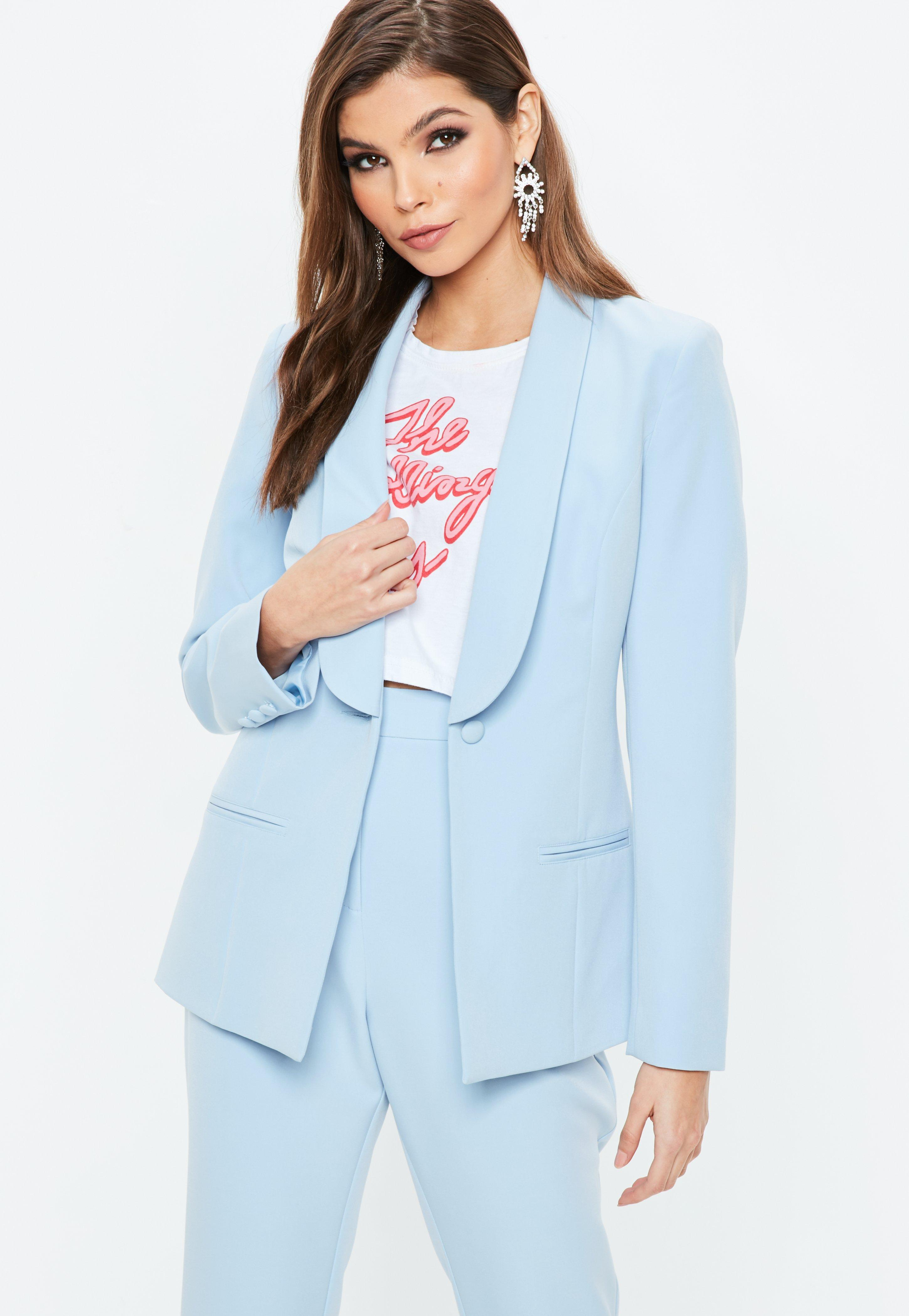 Fashionable Missguided Skinny Tux Jacket Free Shipping Low Shipping Fee Discount Shop Official Sale Online Free Shipping Fashion Style 1L06AKYX