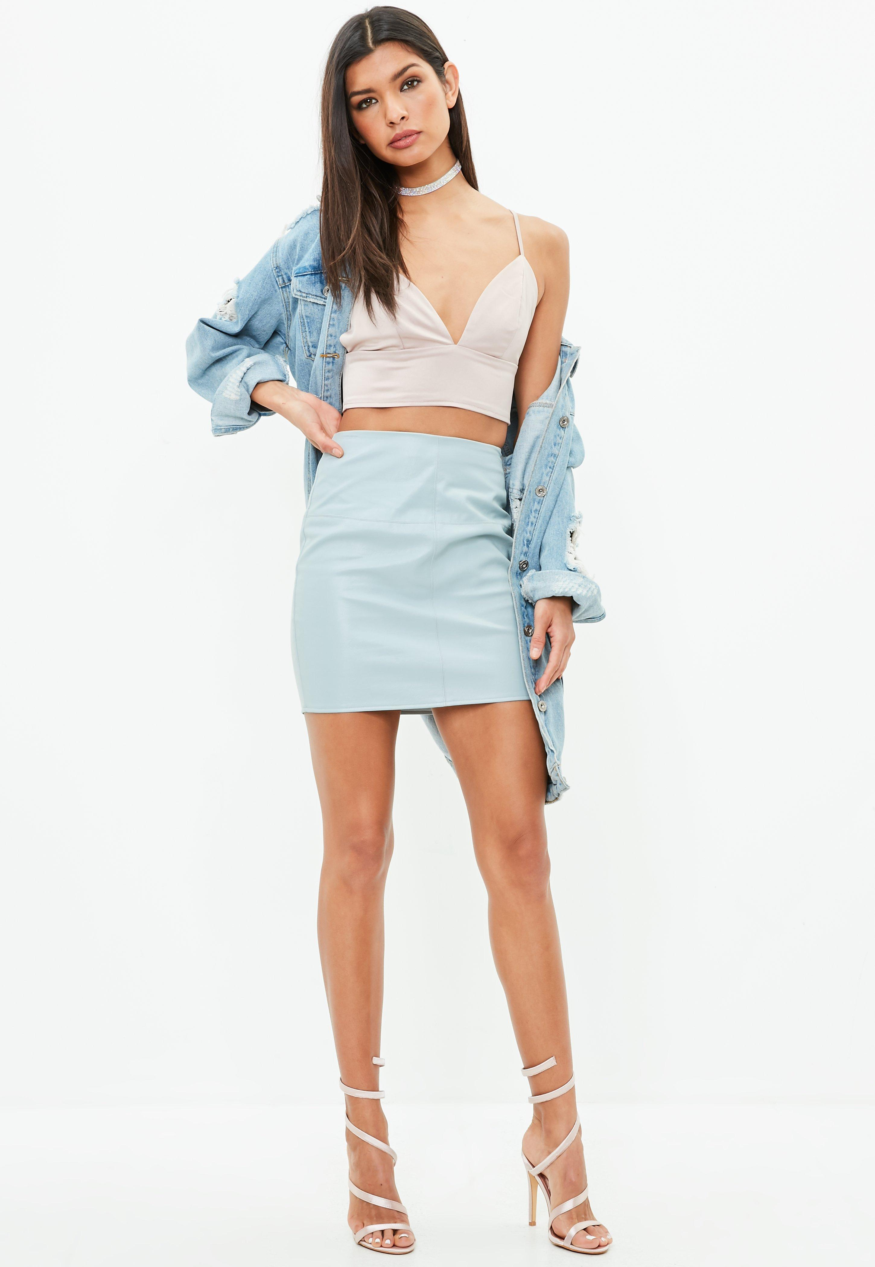 I live in Canada so shipping is either one of two things.. or both. Its either: 1. Super expensive or 2. Takes way too long. Missguided happened to be both. I paid for express shipping, and the company that they use for shipping charges A LOT for customs in Canada.