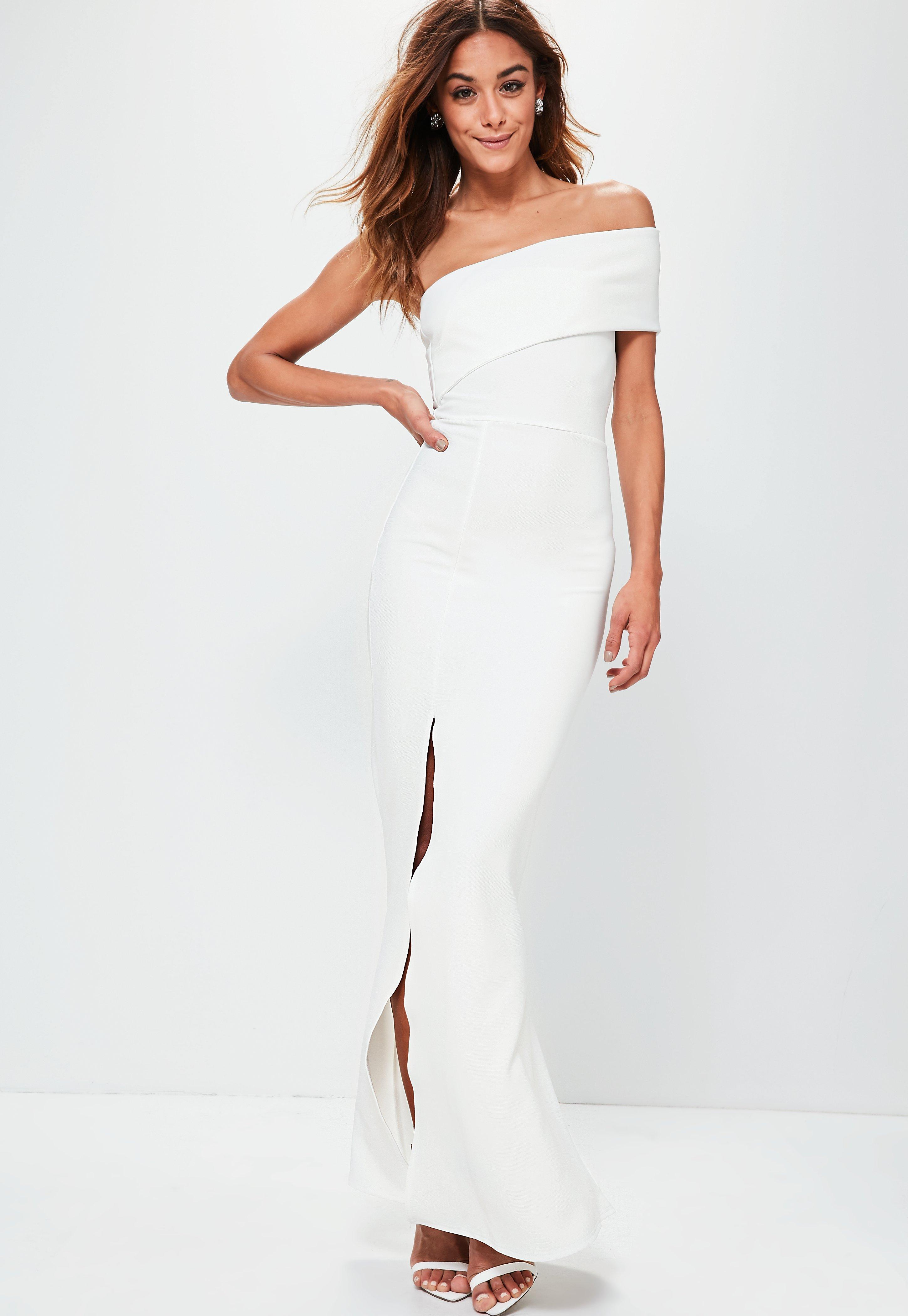 5426c5f7edd Gallery. Previously sold at: Missguided · Women's White Dresses