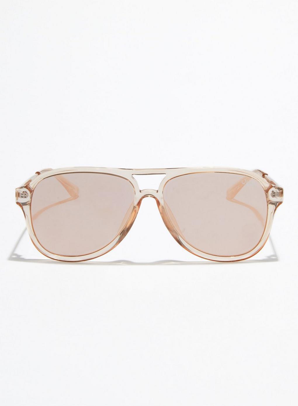 ea8bdd99abad7 Miss Selfridge. Women s Quay Australia Under Pressure Sunglasses