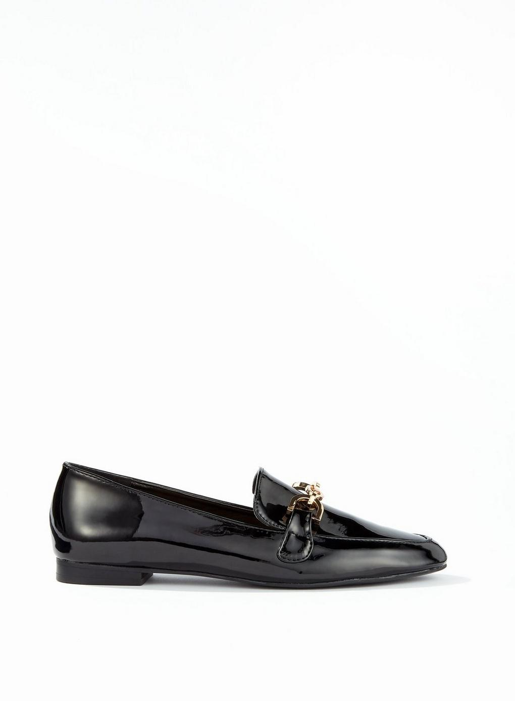 Selfridge Detail Fancy Miss Black Trim Loafers Lyst In L4jA35qR