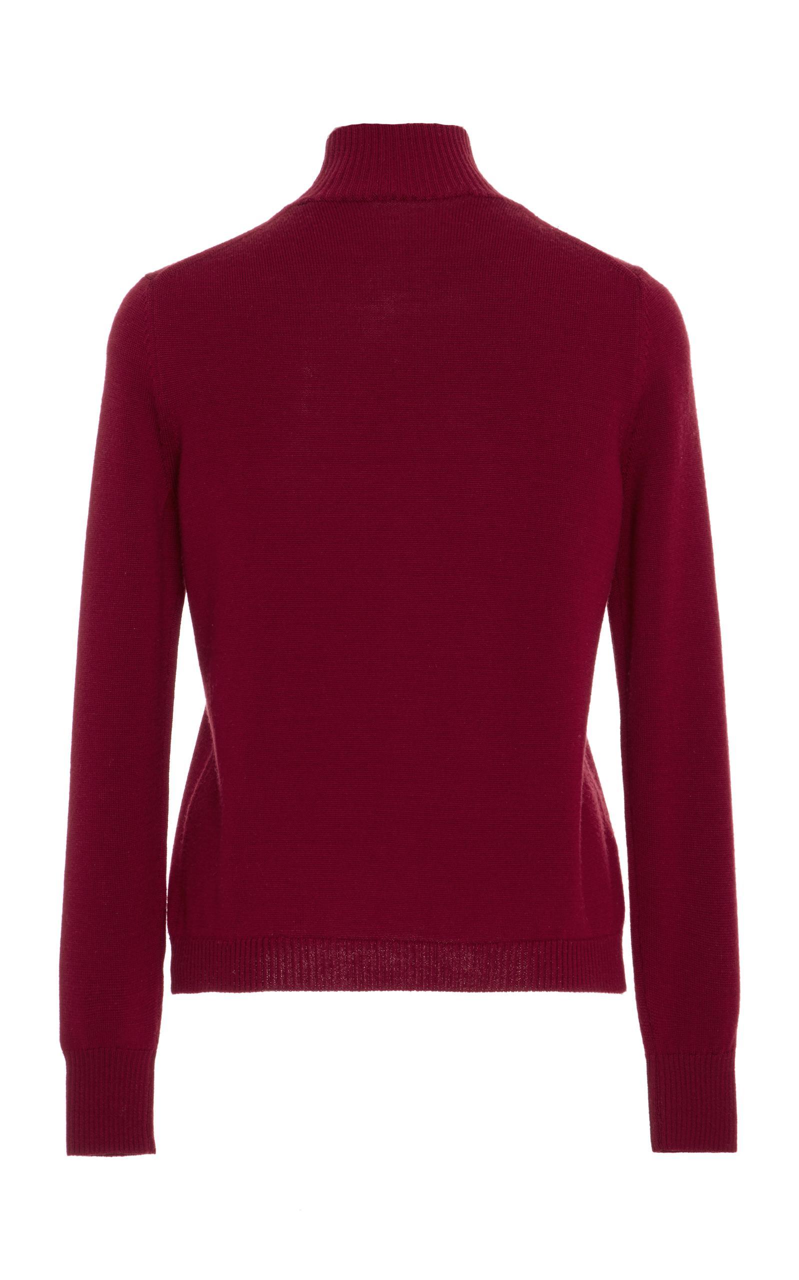 Delpozo L Wool Jumper Size Merino wxBnq0CBF