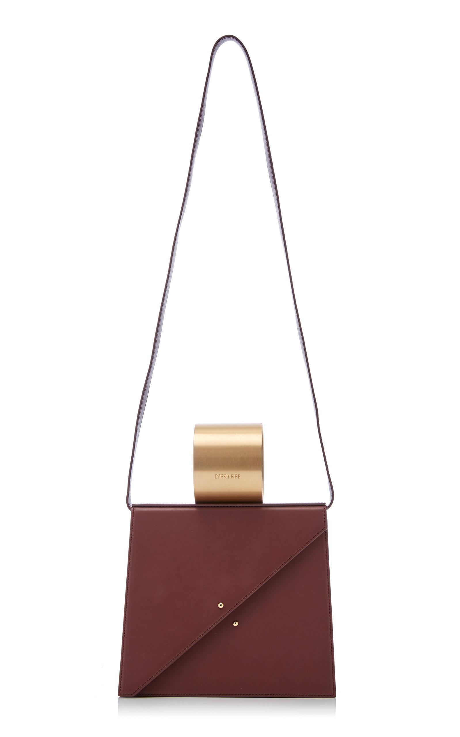 D'Estrëe Paris Pre-owned - Leather handbag TEx5K