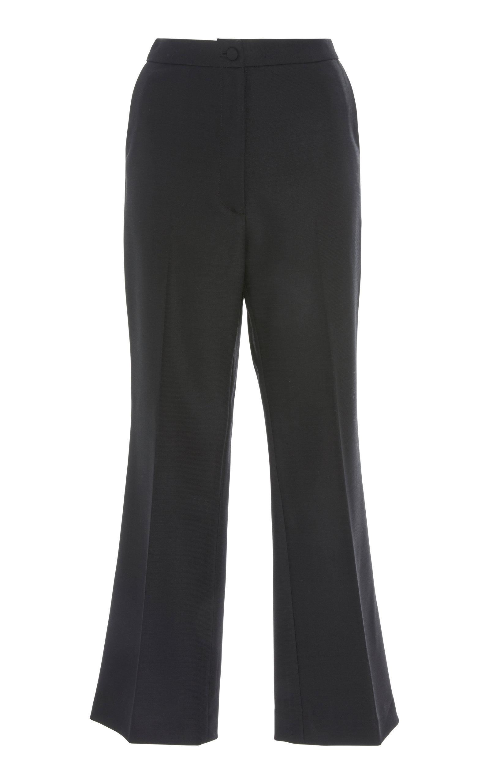 Hadley Wool Silk Pant Nellie Partow ZlKcCP5VQ
