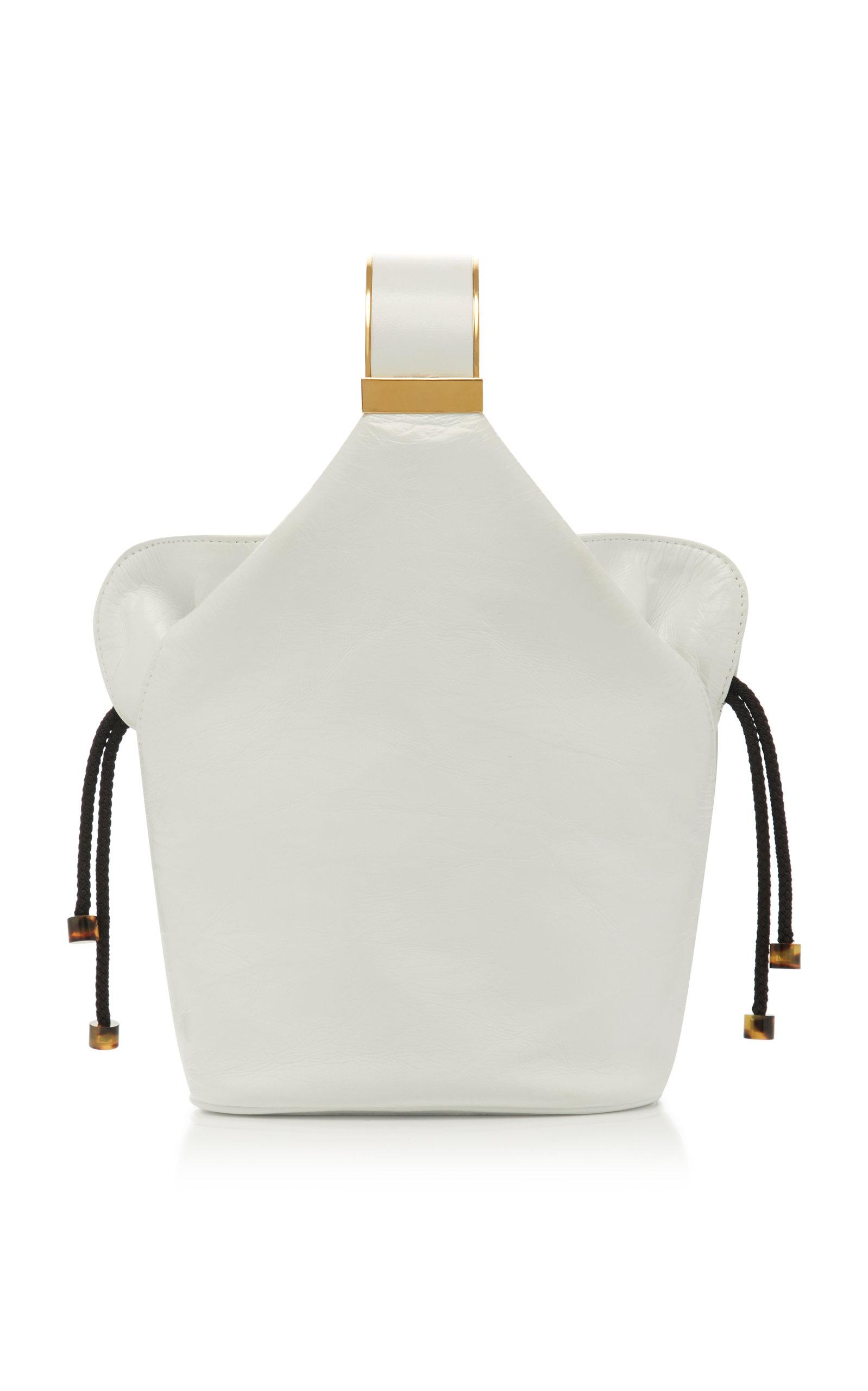 Bienen-Davis Kit Bracelet Bag in Leather O4YEE3T