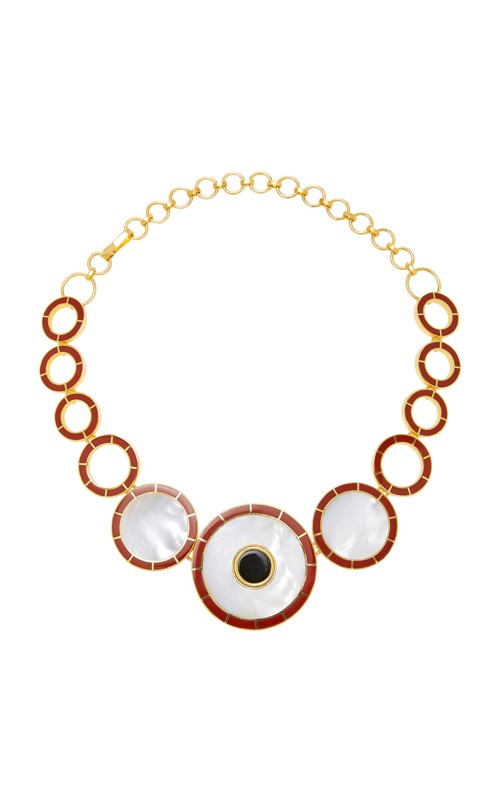 Monica Sordo Brujo Orbit Necklace 3N3uwWbTI