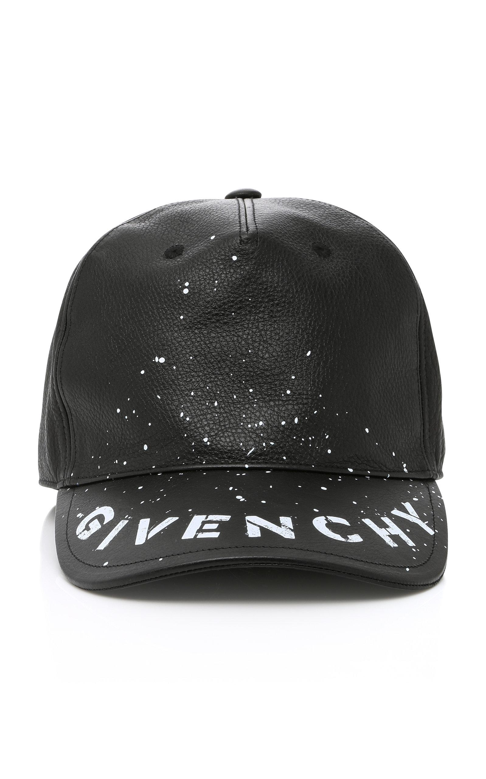 83656608c41 Lyst - Givenchy Graffiti Logo Hat in Black for Men - Save 74%
