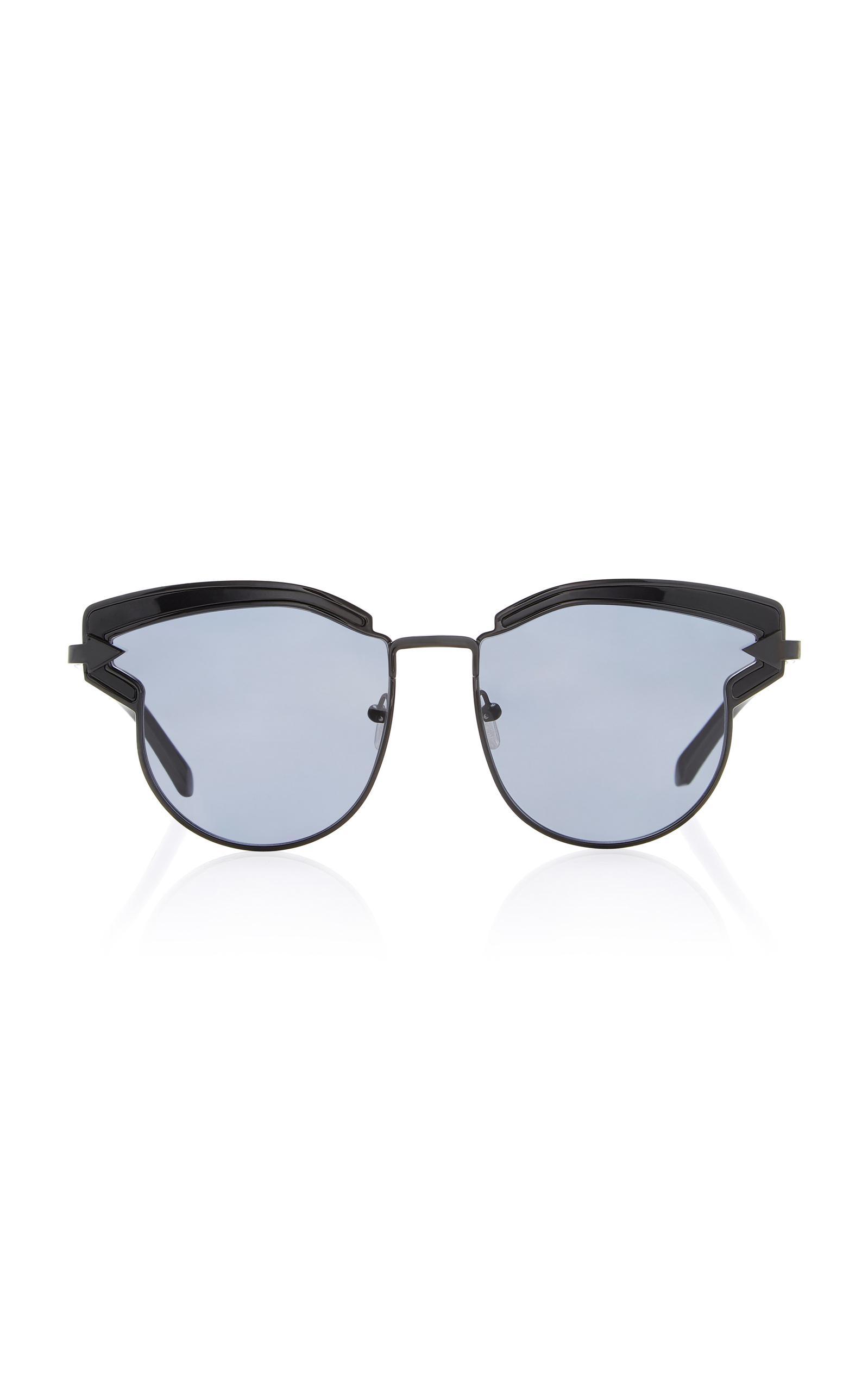 Treasure acetate cat-eye sunglasses Karen Walker Eyewear aoQhHnHS