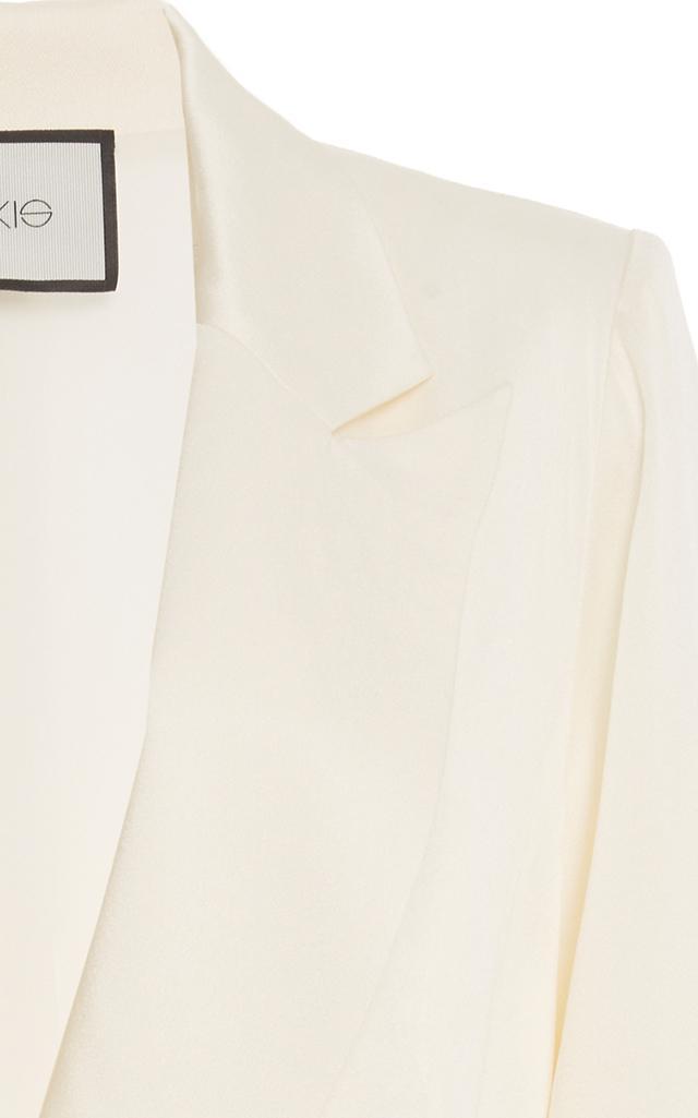 d5a1d3017db7c Alexis Aliyah Blazer Dress in White - Lyst