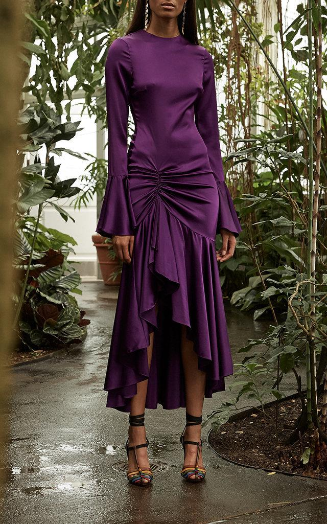Monique Plum Midi Caroline Constas