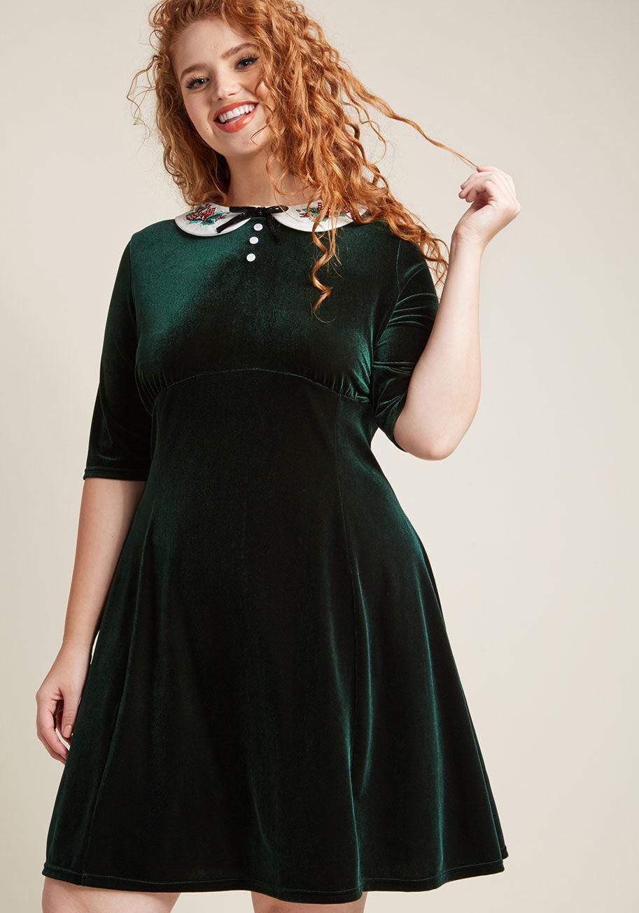 gallery - Black Christmas Dress