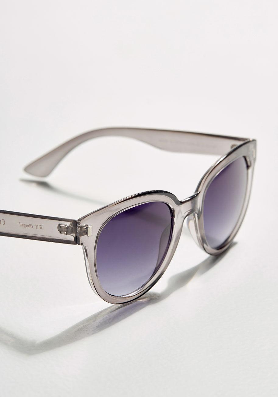 530df2b286284 ... Clear As Day Sunglasses - Lyst. View fullscreen
