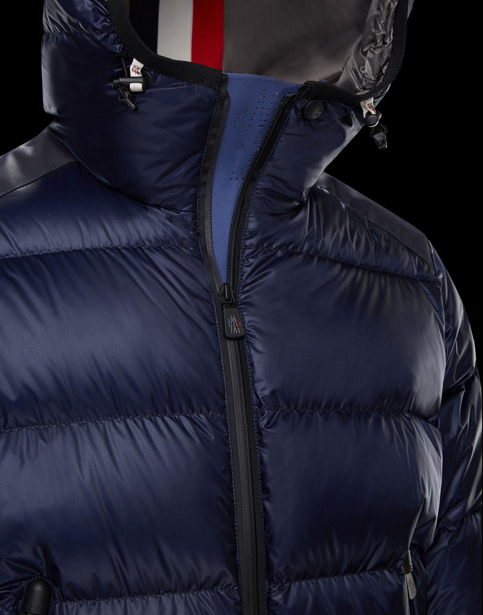 b3dc805cc Lyst - Moncler Grenoble Hintertux in Blue for Men