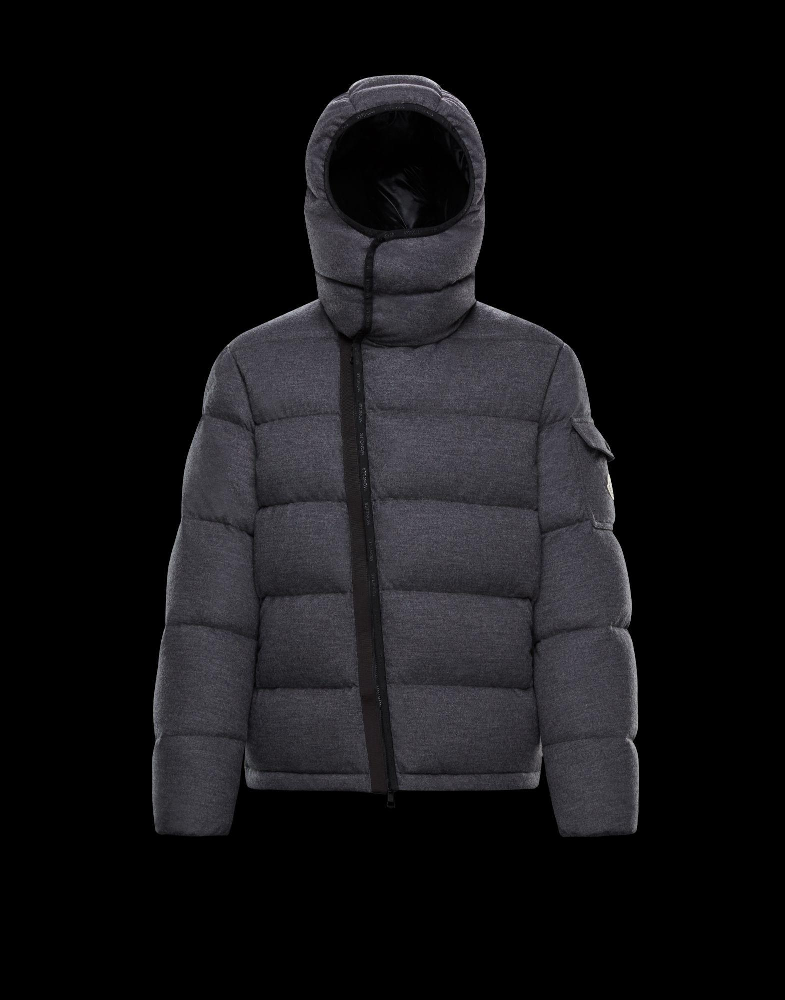 02f112359 Lyst - Moncler Neuvic in Gray for Men