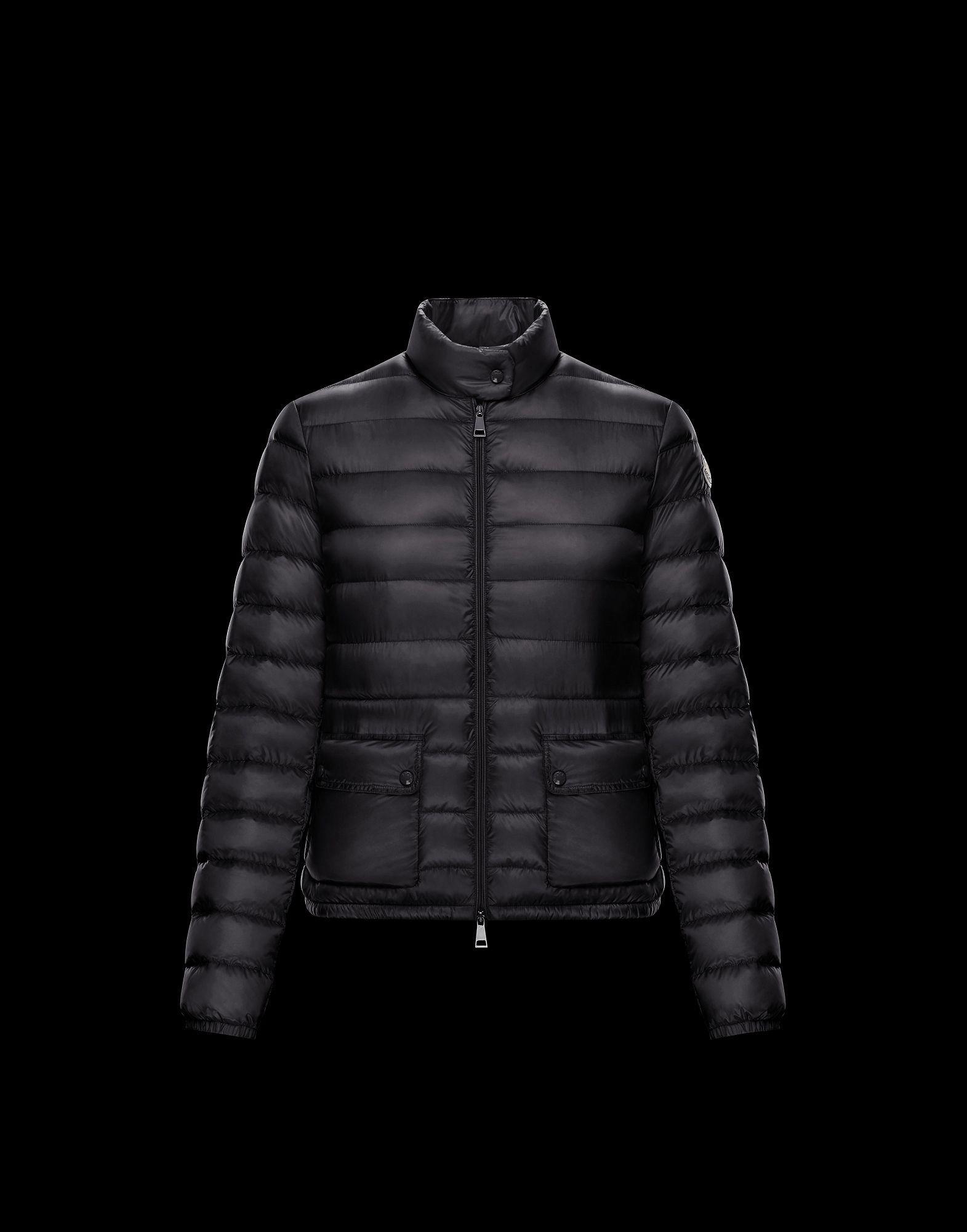 8dca97135 Moncler Lans in Black - Lyst