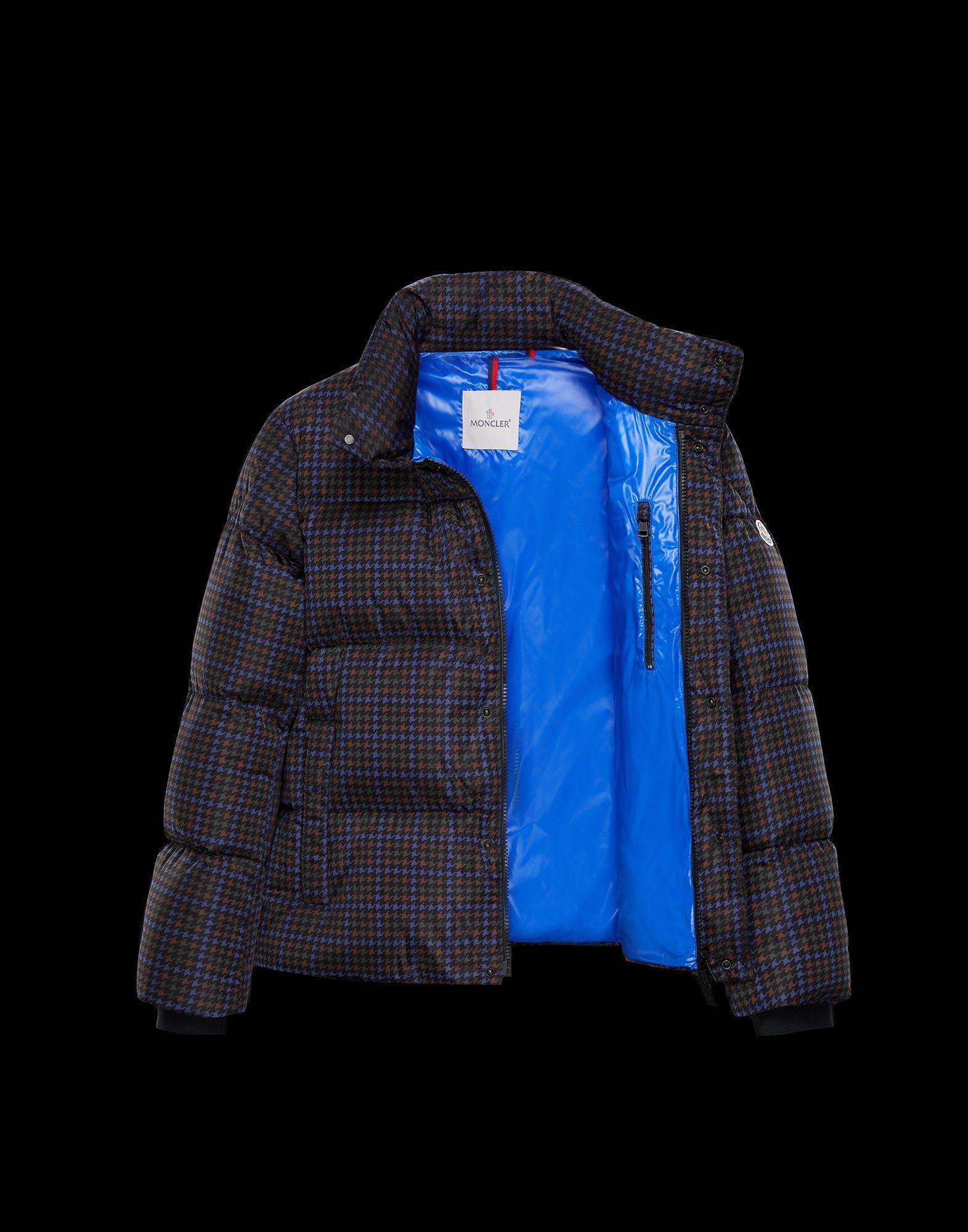 444291fdfc24 Moncler Jansen in Blue for Men - Lyst