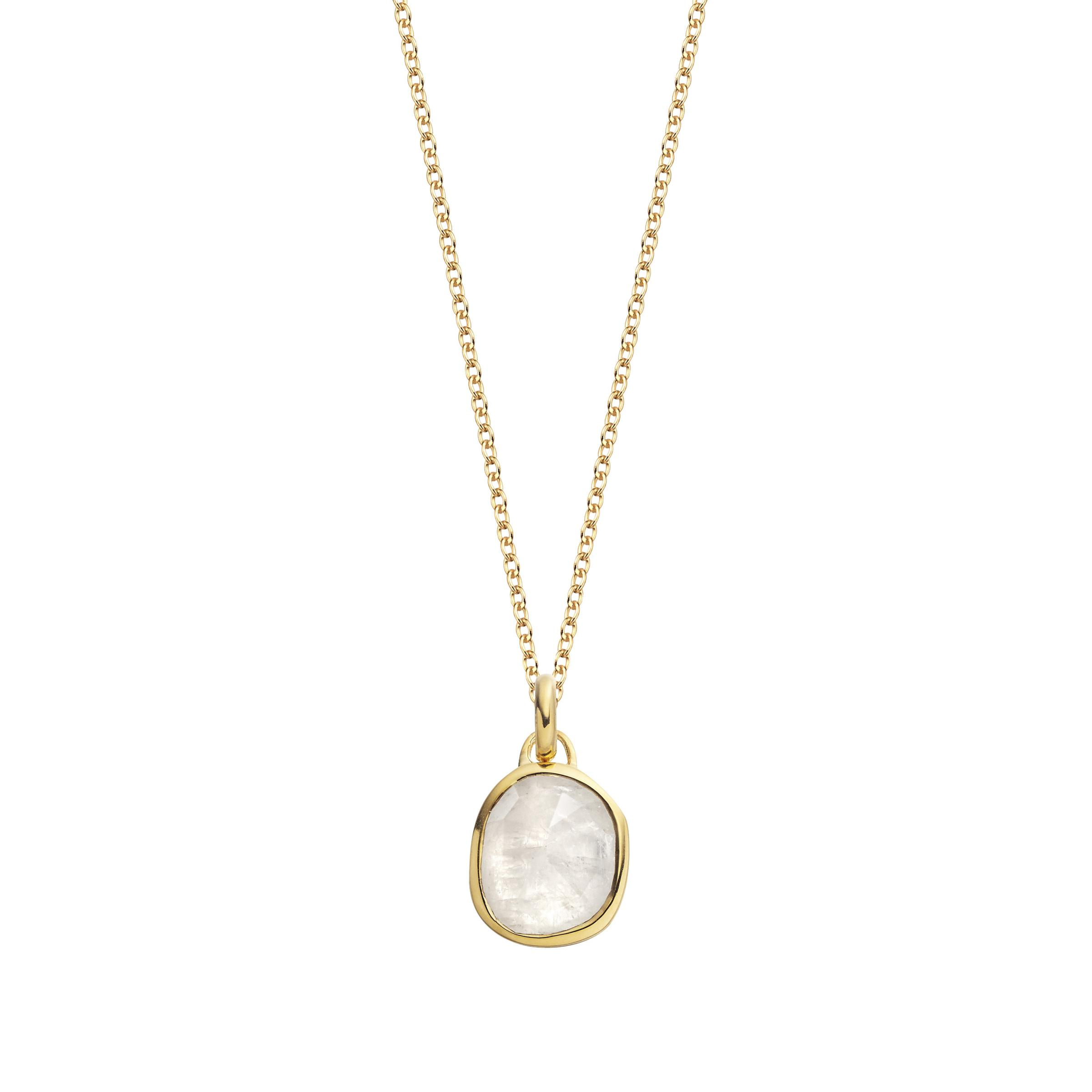 opal bezel pendant pavoi main rose products