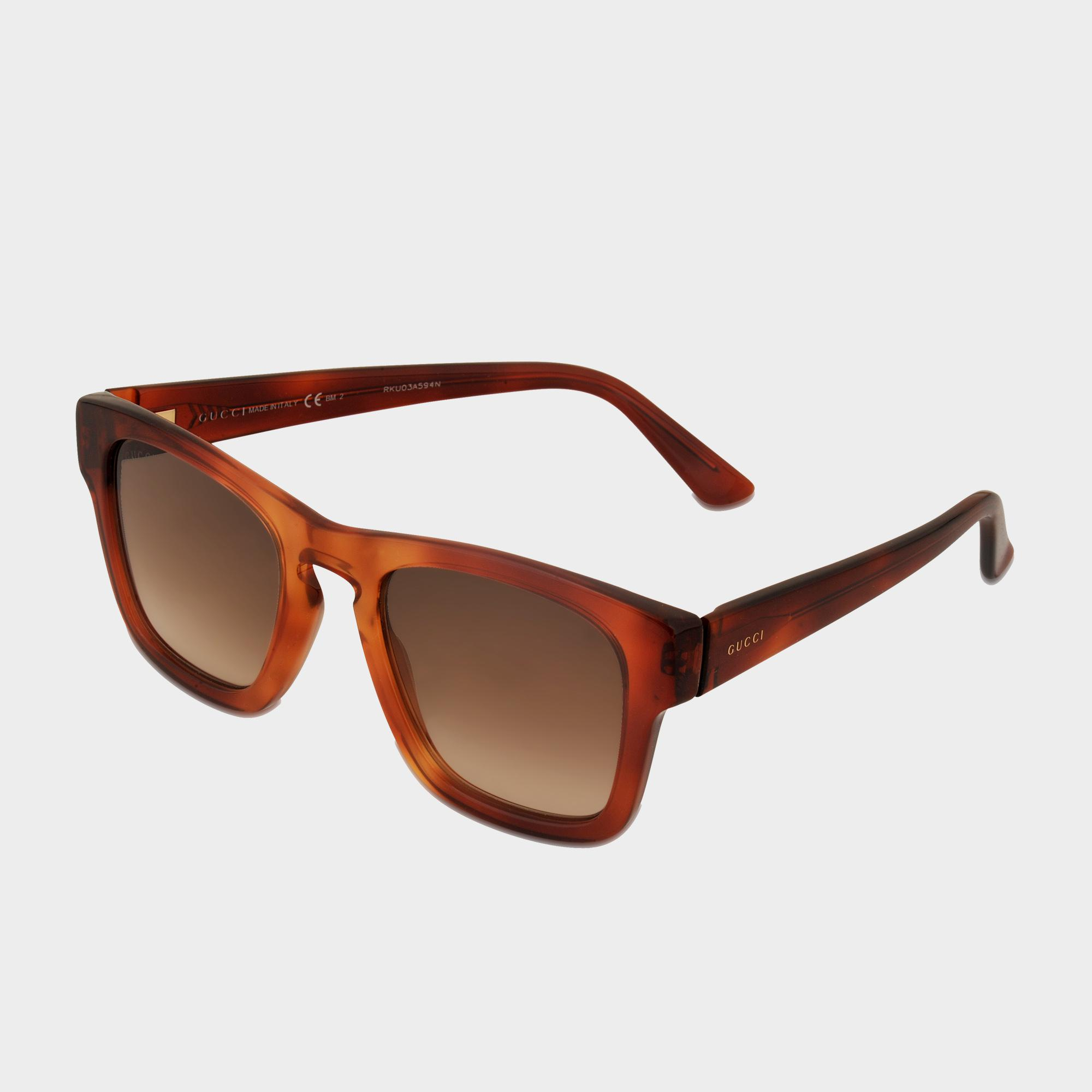 998bade9a94 Lyst - Gucci Gg 3791 s Sunglasses in Brown