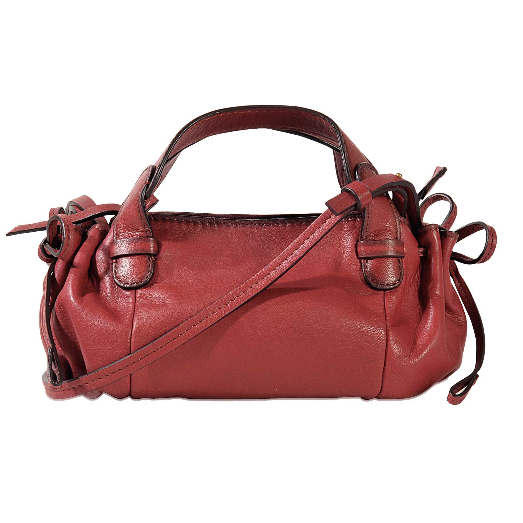 965b8b320af Lyst - Gerard Darel Micro Gd Bag in Brown