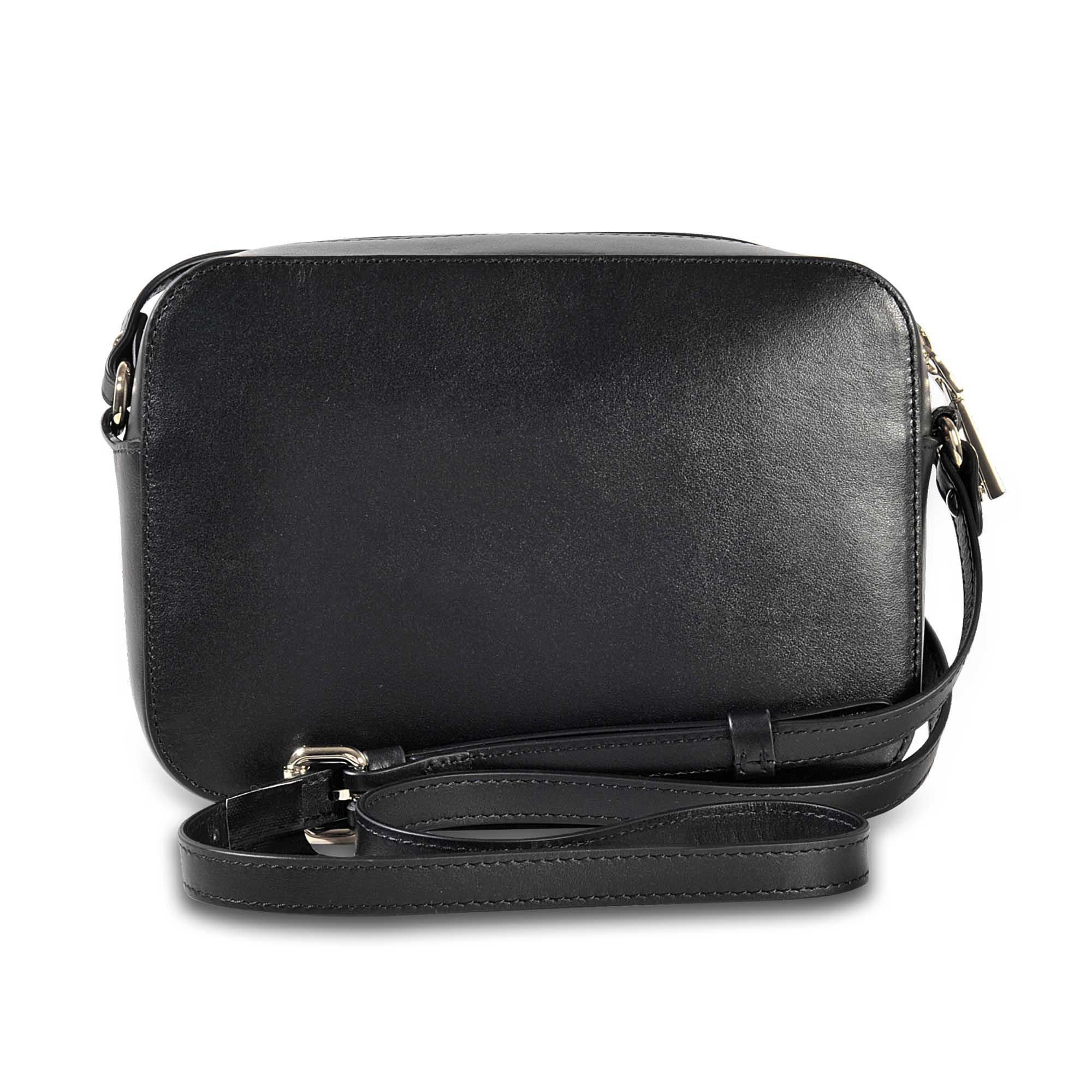 640c50c65cb1 Versace Palazzo Camera Bag in Black - Lyst