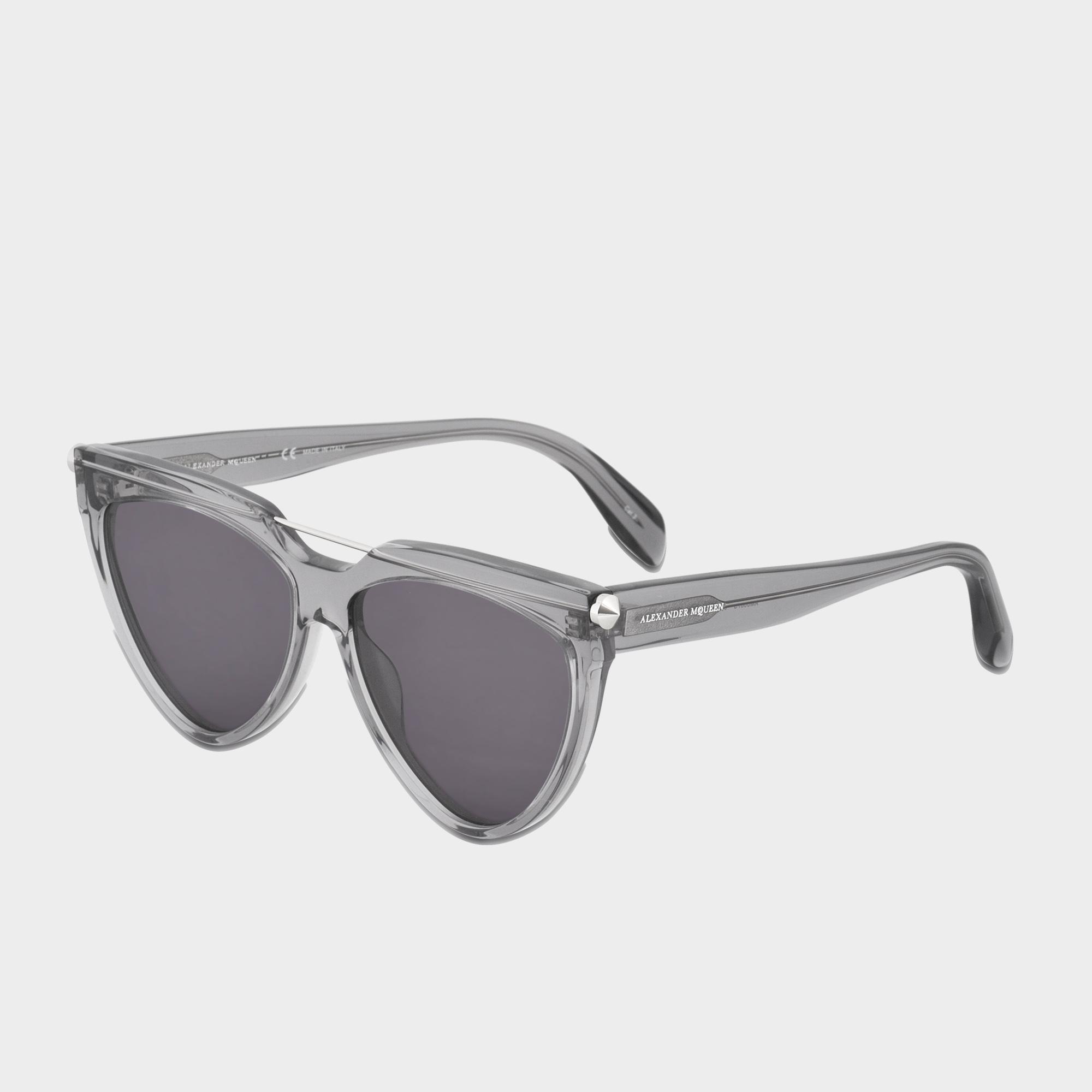 Alexander McQueen Sonnenbrille AM0087S-002 9OFY1k9r