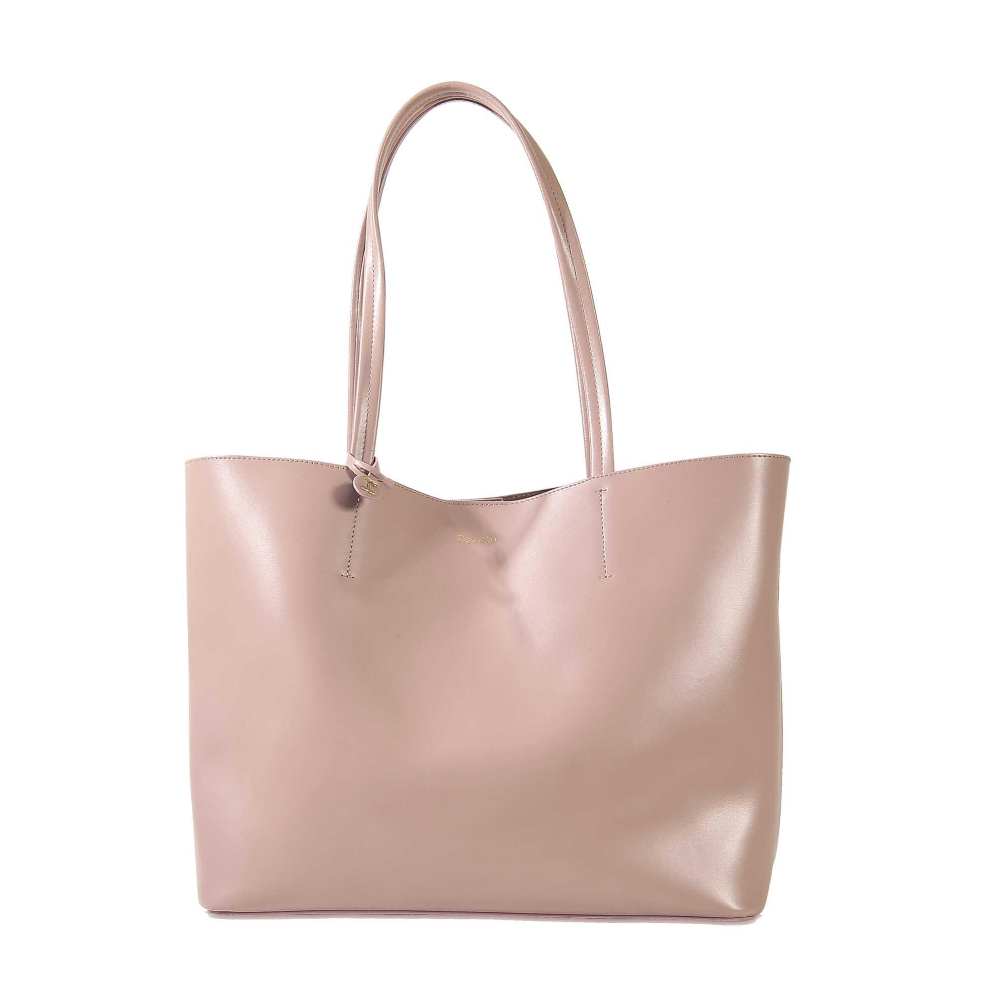 61ffc6325d Lyst - Repetto Quadrille Shopping Bag in Pink