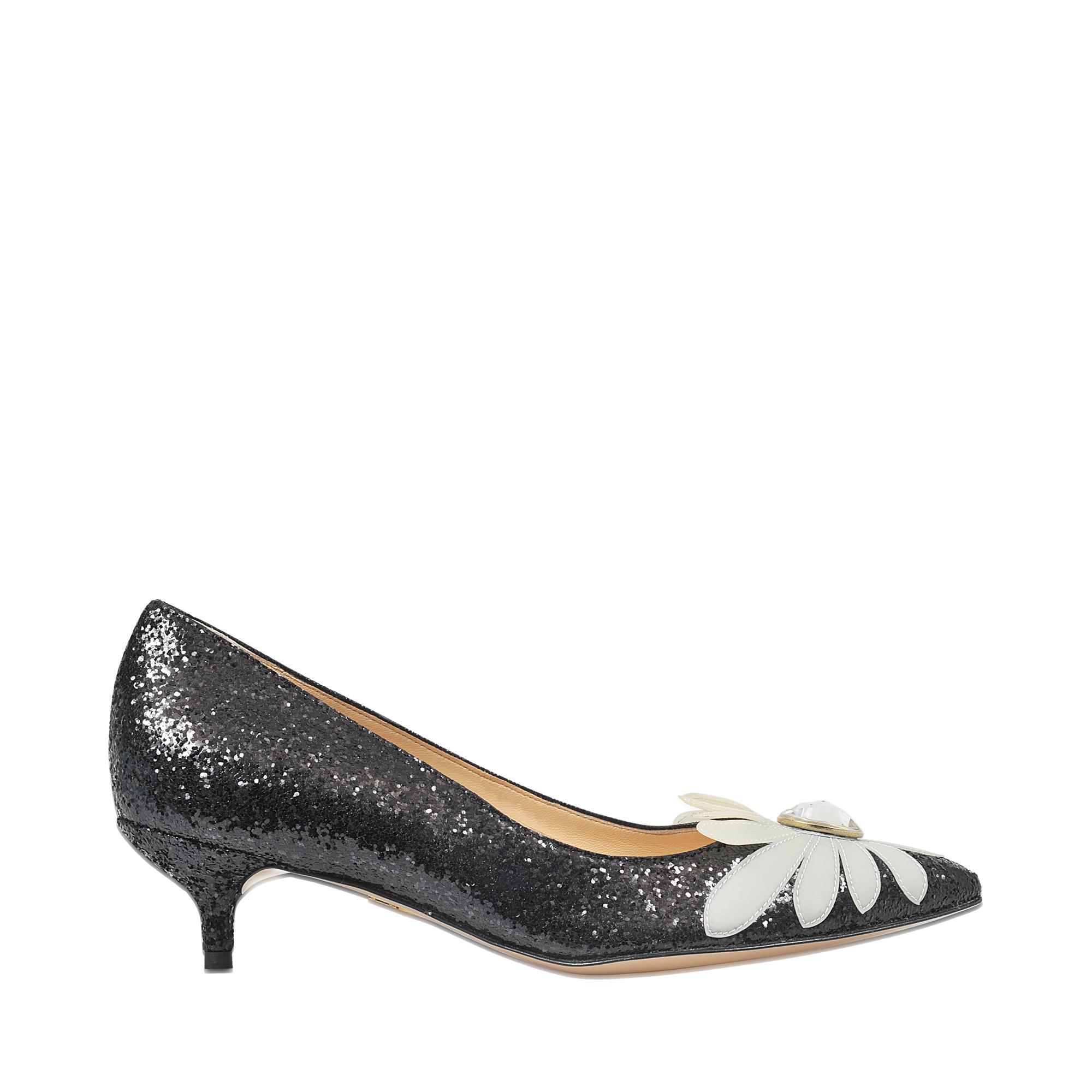Miss Daisy glitter pump Charlotte Olympia nhBiHP2S