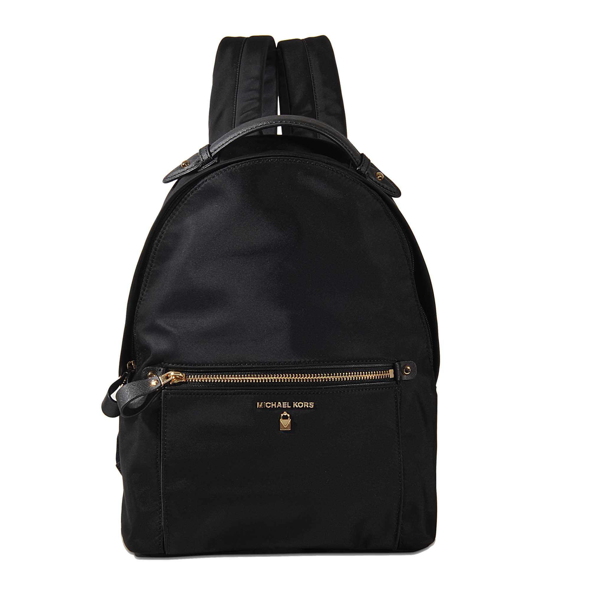 c1f6ed48025d Lyst - MICHAEL Michael Kors Nylon Kelsey Md Backpack in Black