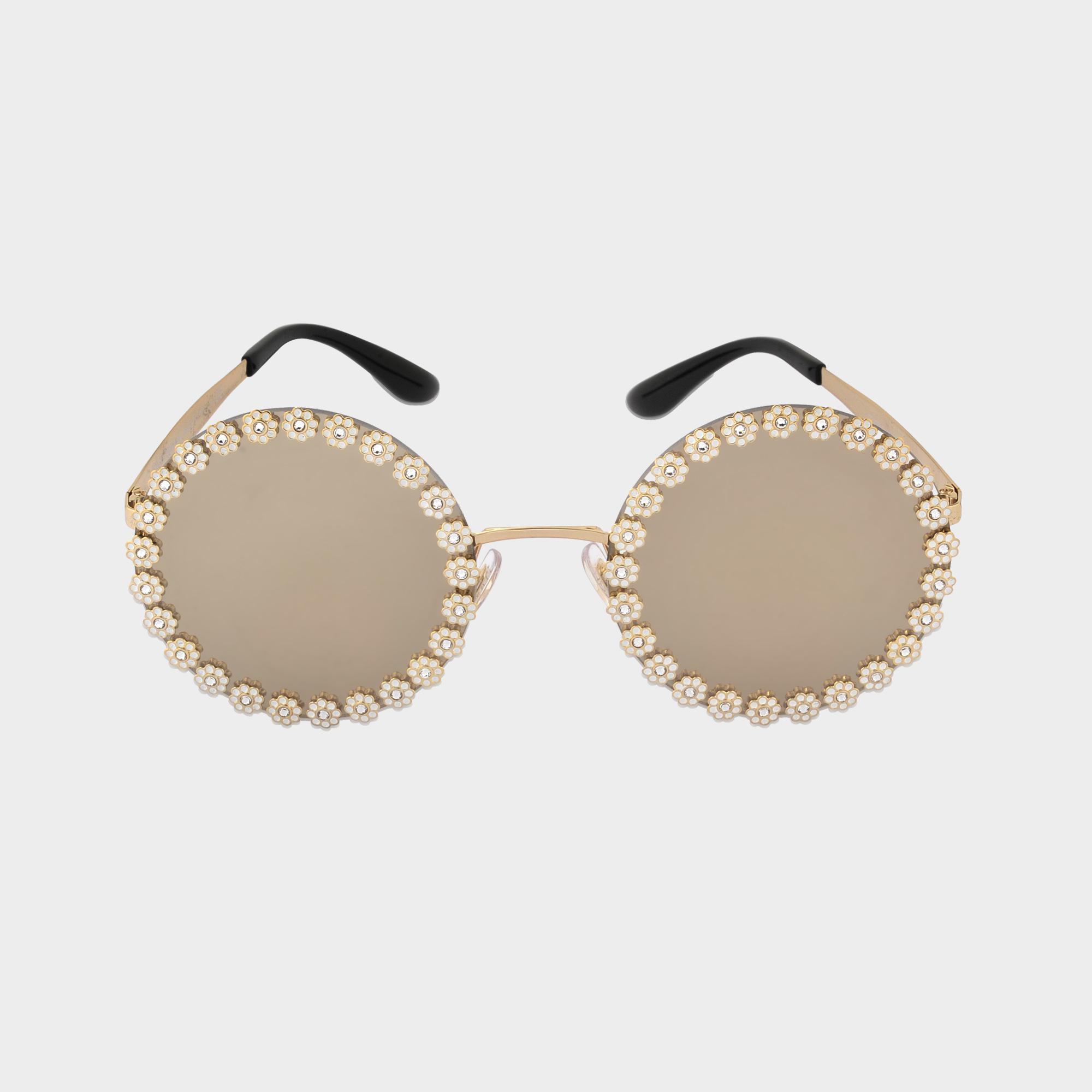 f79c05d8c2d Lyst - Dolce   Gabbana 0dg2173 Sunglasses in White