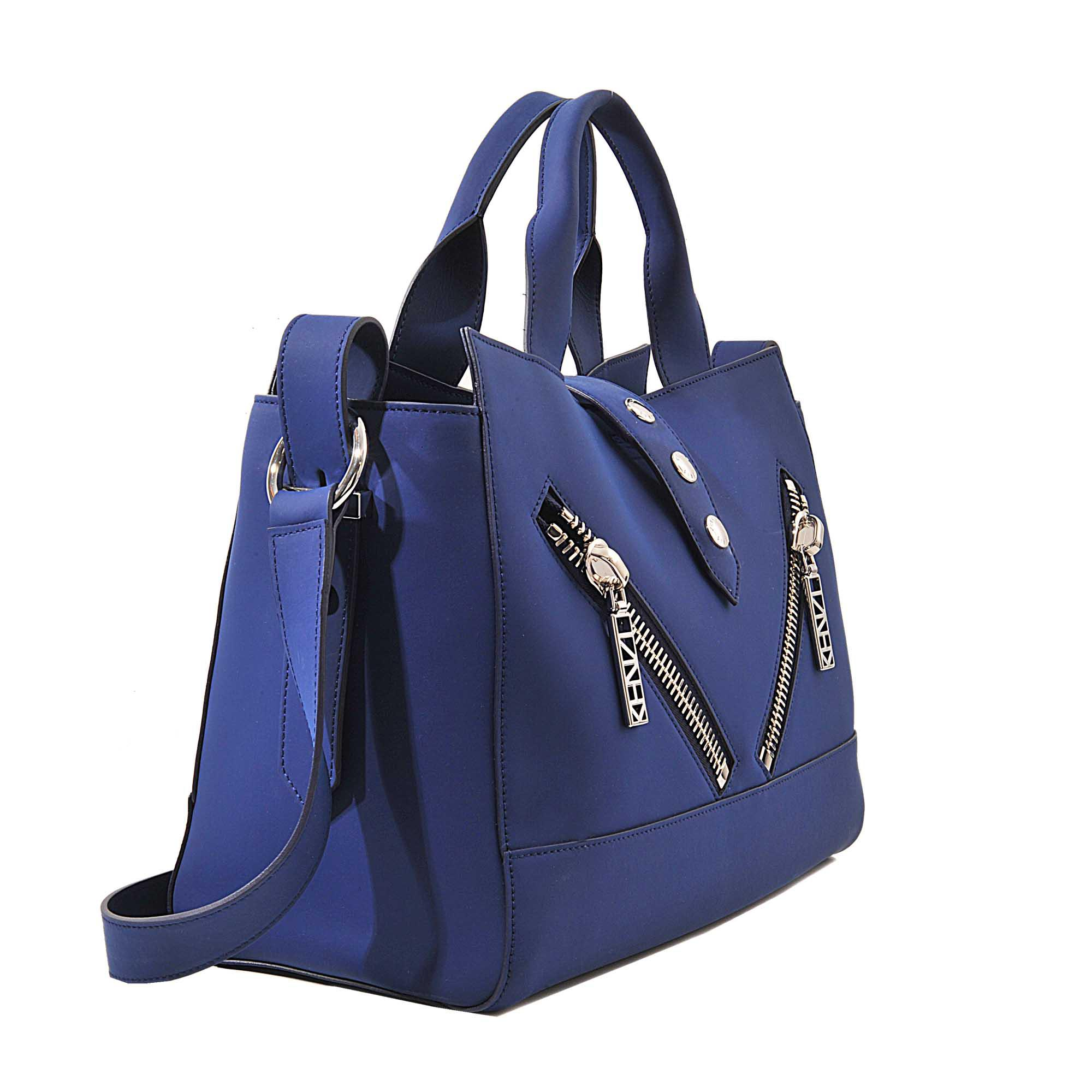 1aae433c KENZO Kalifornia Medium Tote Bag in Blue - Lyst