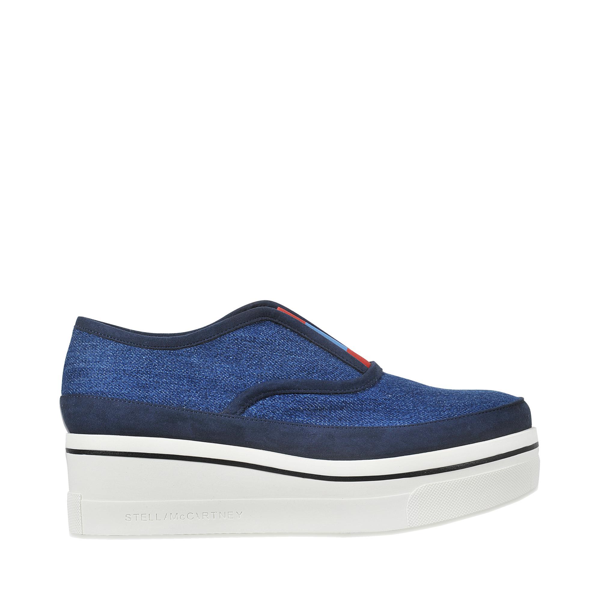 Binx loafers - Blue Stella McCartney RmlC4Jw1