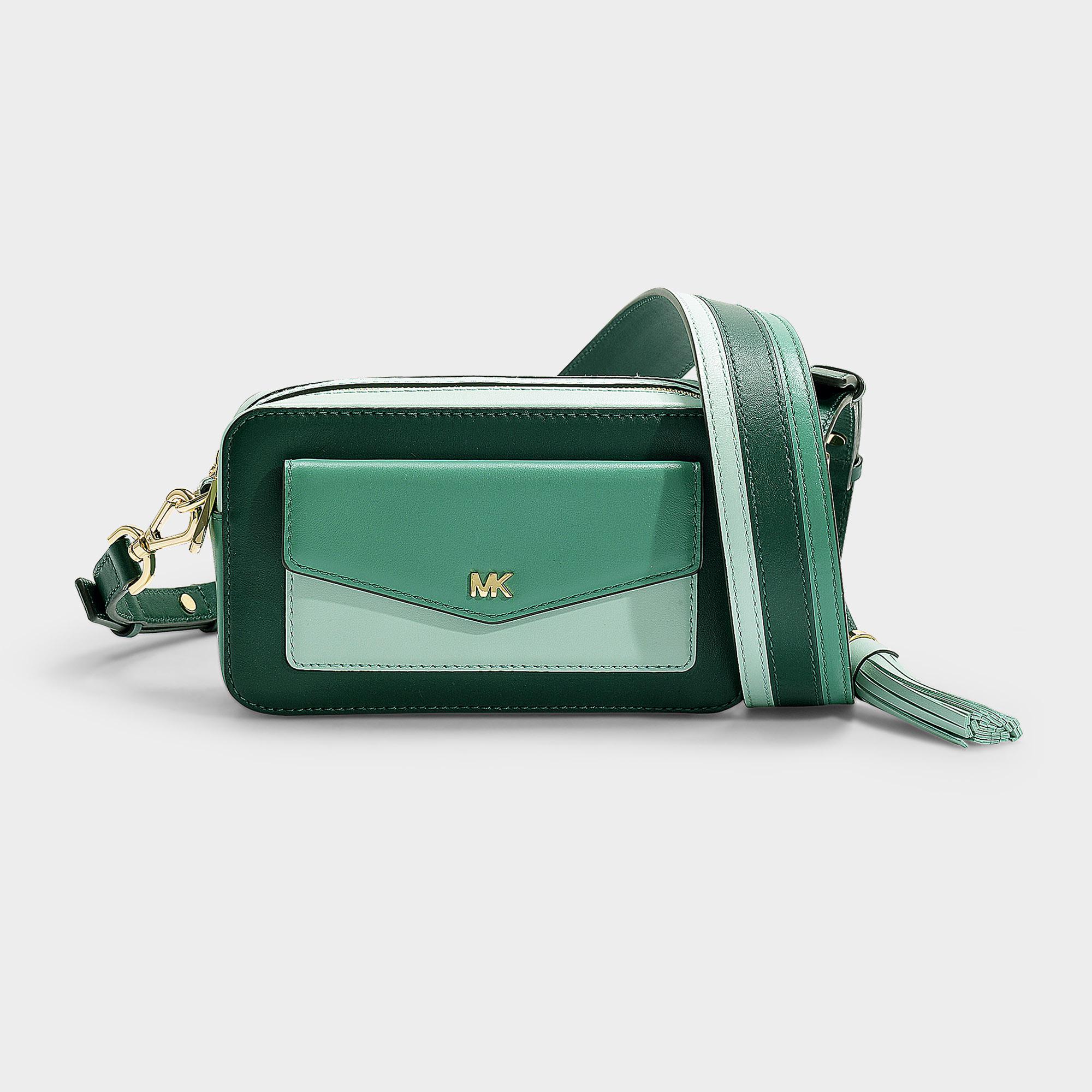 daa4c4e59c62 Lyst - MICHAEL Michael Kors Crossbodies Small Pocket Camera Bag In ...