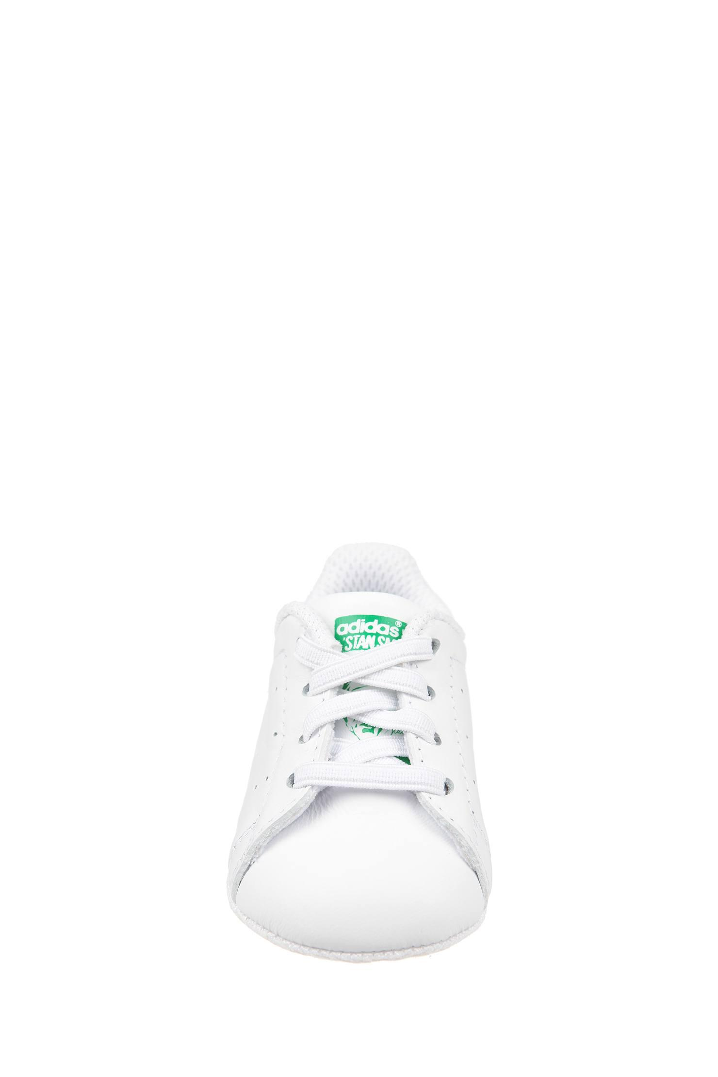 lyst adidas originals boy shoe slipper in white for men 1960s Shoes gallery