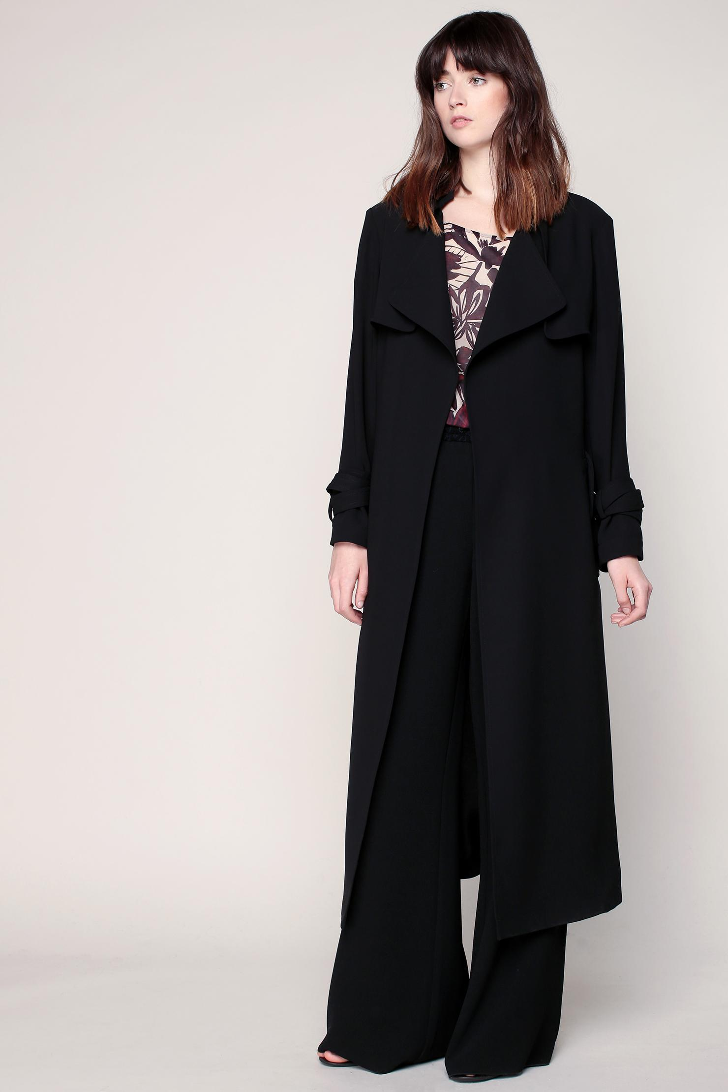 Max Amp Co Trench In Black Lyst