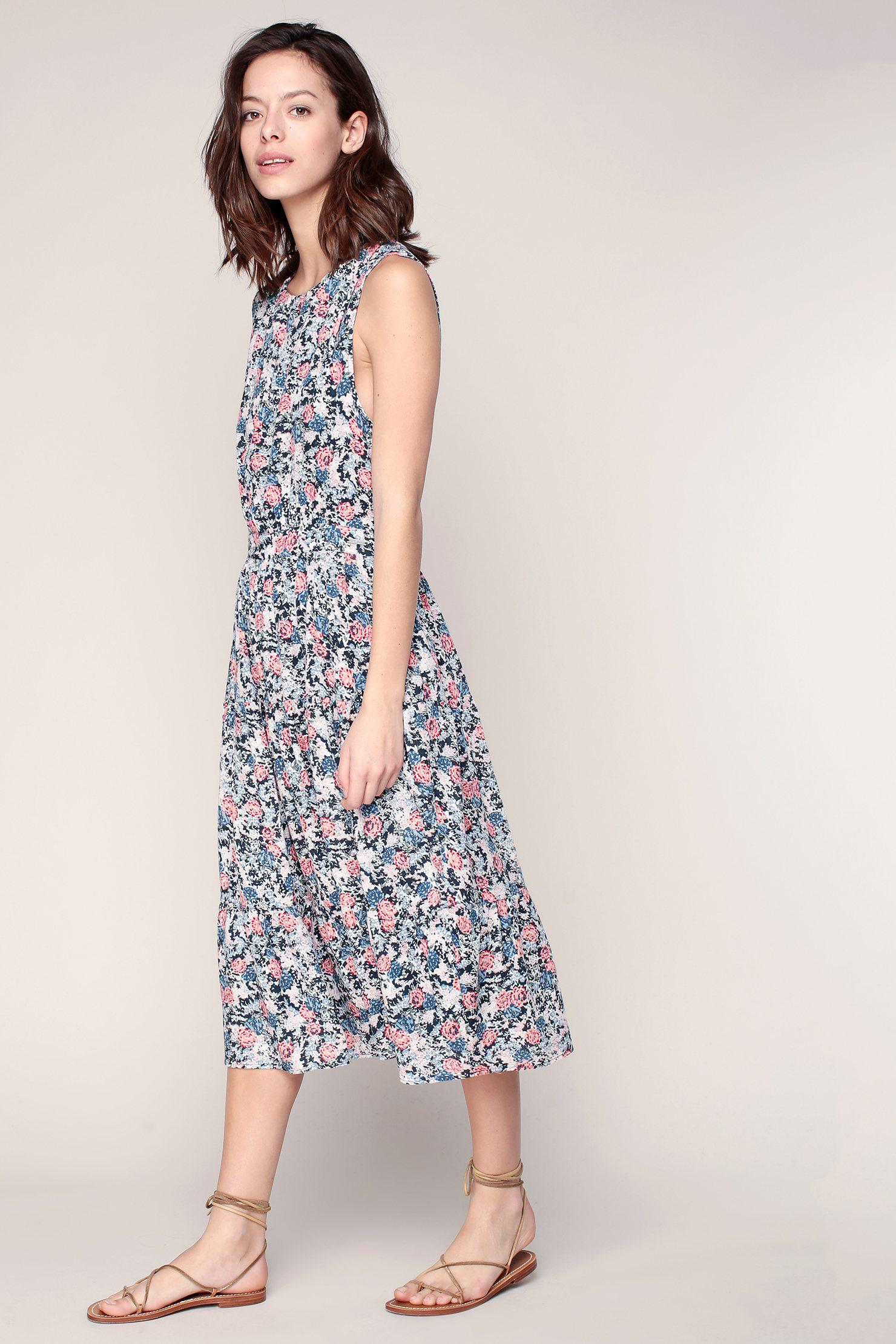 249d80b02c58 Lyst - Pepe Jeans Mid-length Dresse in Pink