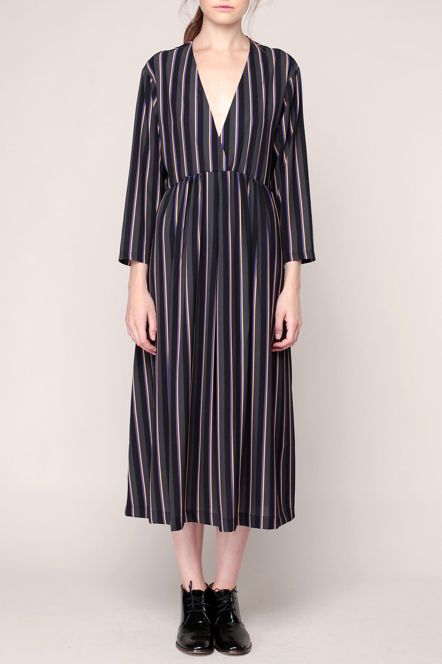 DRESSES - 3/4 length dresses MAISON OLGA PKvS1XeiO