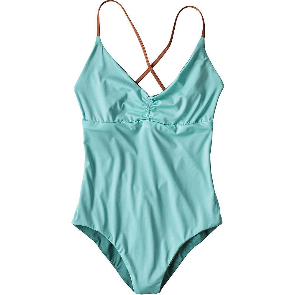 415a2558ebd9e Patagonia Reversible One-piece Kupala Swimsuit in Blue - Lyst