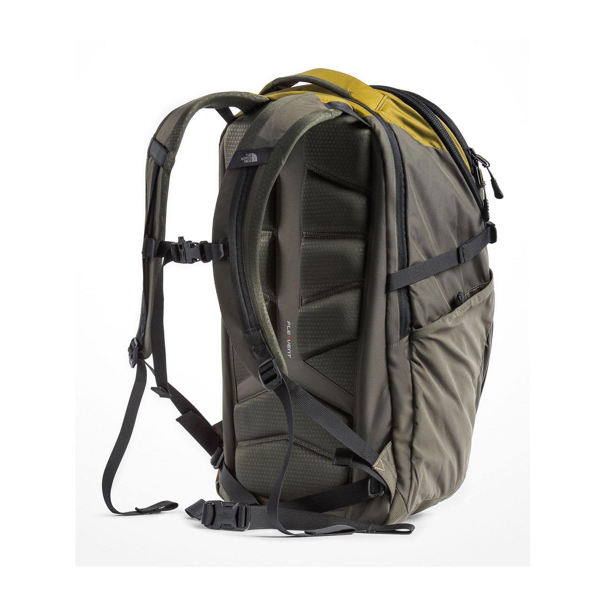 298d1a444 The North Face Router Backpack in Green - Lyst