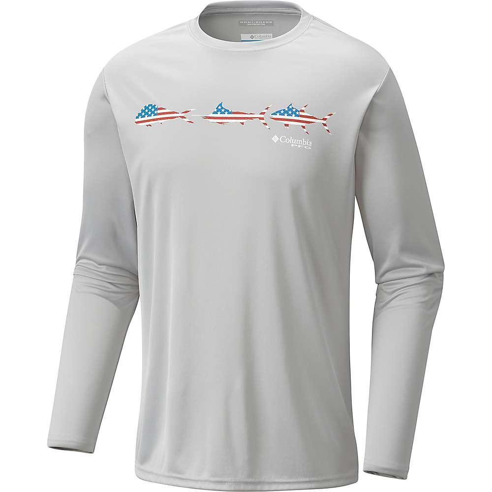 3a5443daf37 Columbia Pfg Bahama Camo Long Sleeve Fishing Shirt – EDGE ...